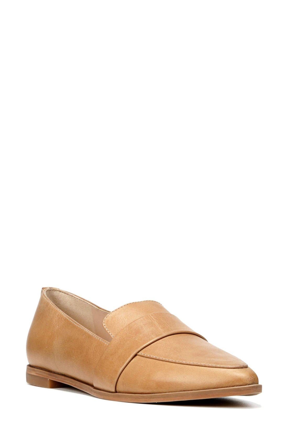Alternate Image 1 Selected - Dr. Scholl's 'Ashah' Pointed Toe Flat (Women)