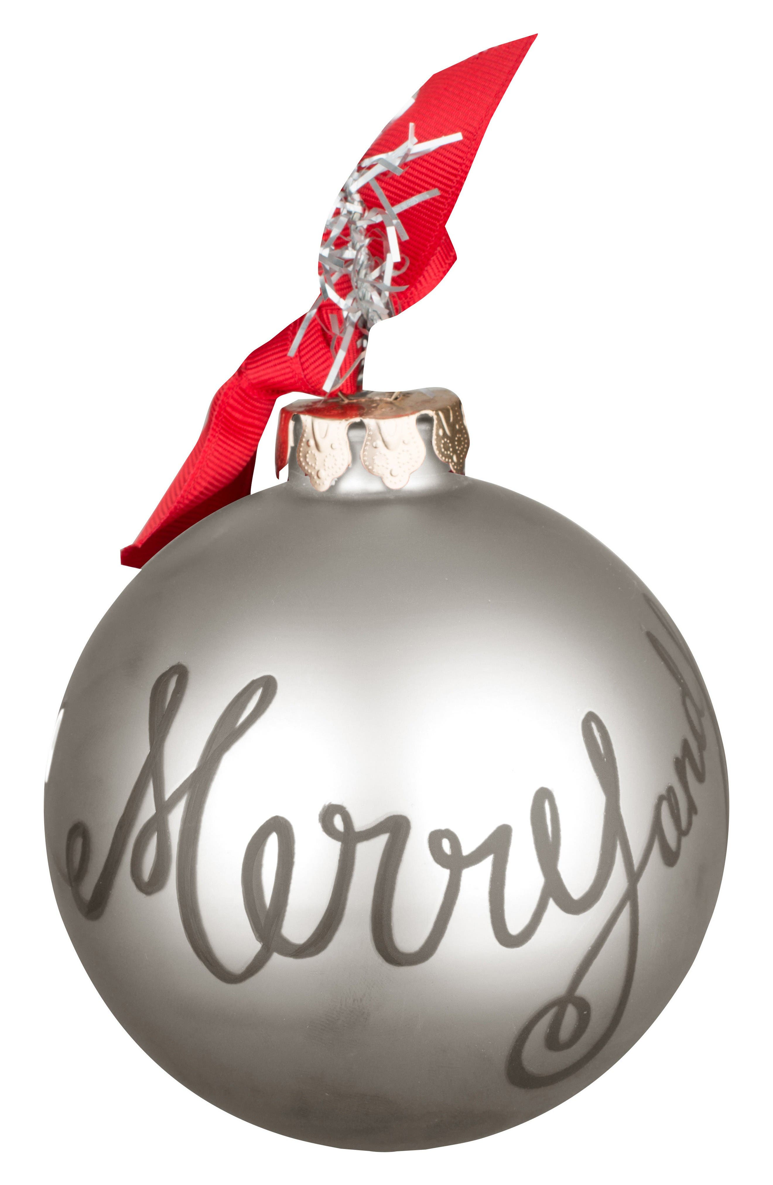 Alternate Image 1 Selected - Glory Haus Merry & Bright Ball Ornament