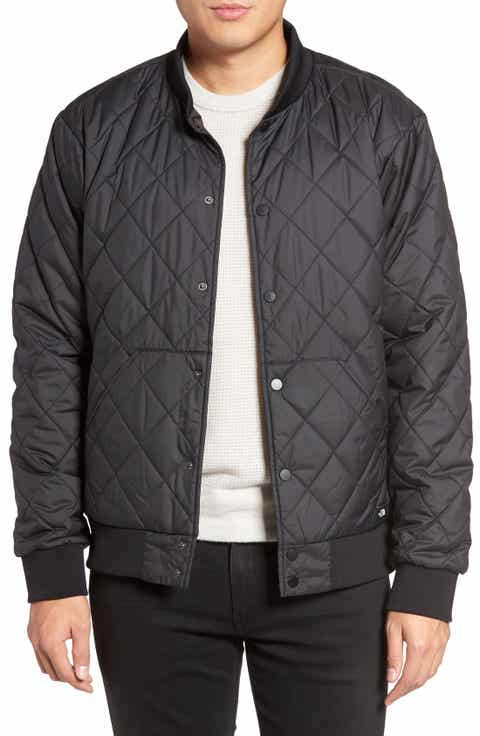 The North Face Jester Reversible Snap Front Jacket