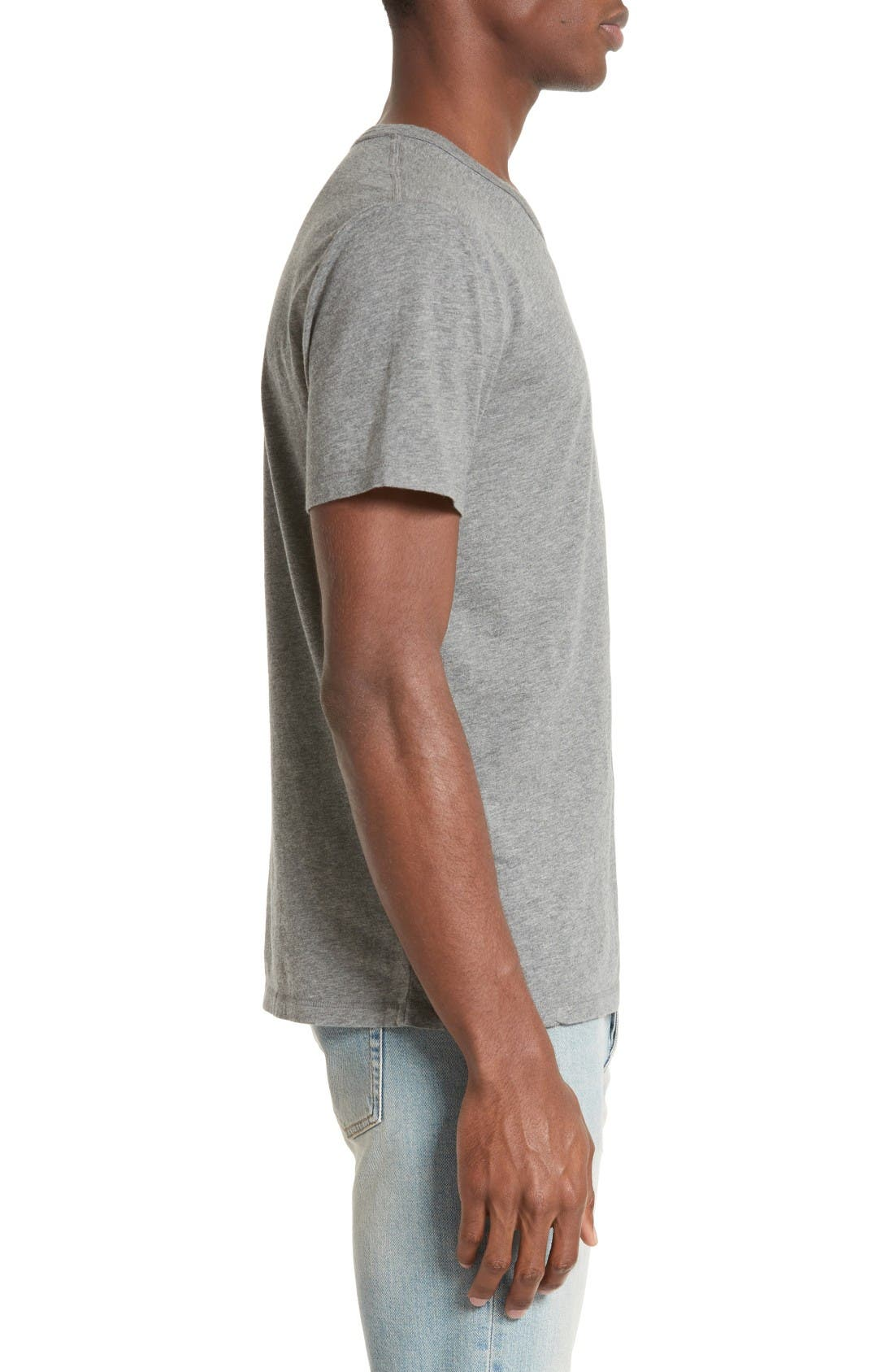 Alternate Image 3  - T by Alexander Wang 'Classic' T-Shirt