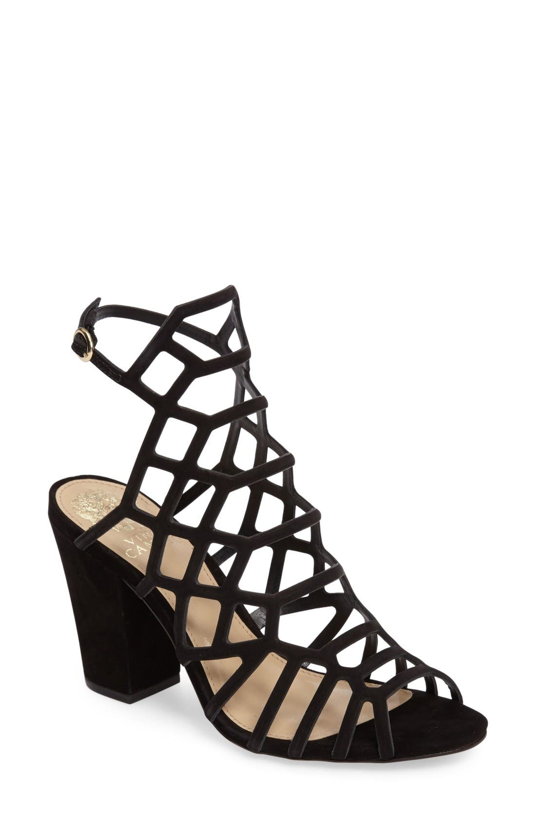 Alternate Image 1 Selected - Vince Camuto Naveen Cage Sandal (Women)