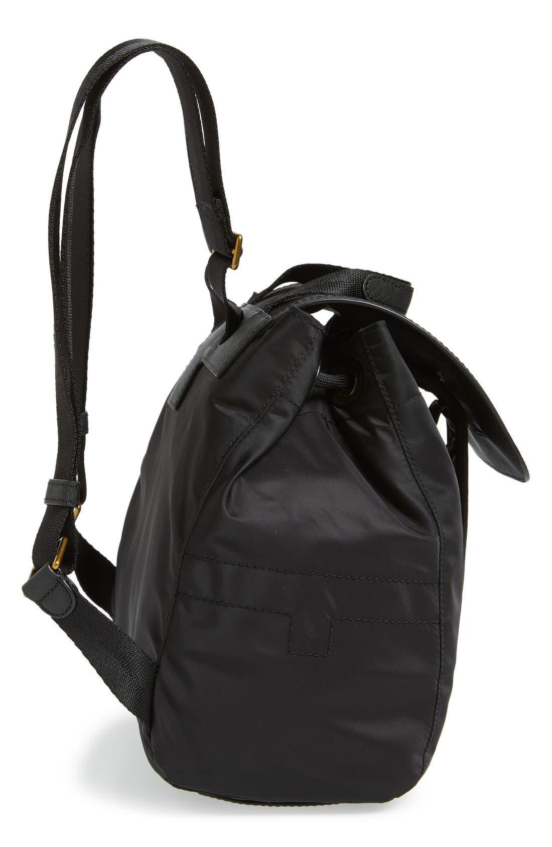 Alternate Image 4  - Tory Burch Mini Scout Nylon Backpack