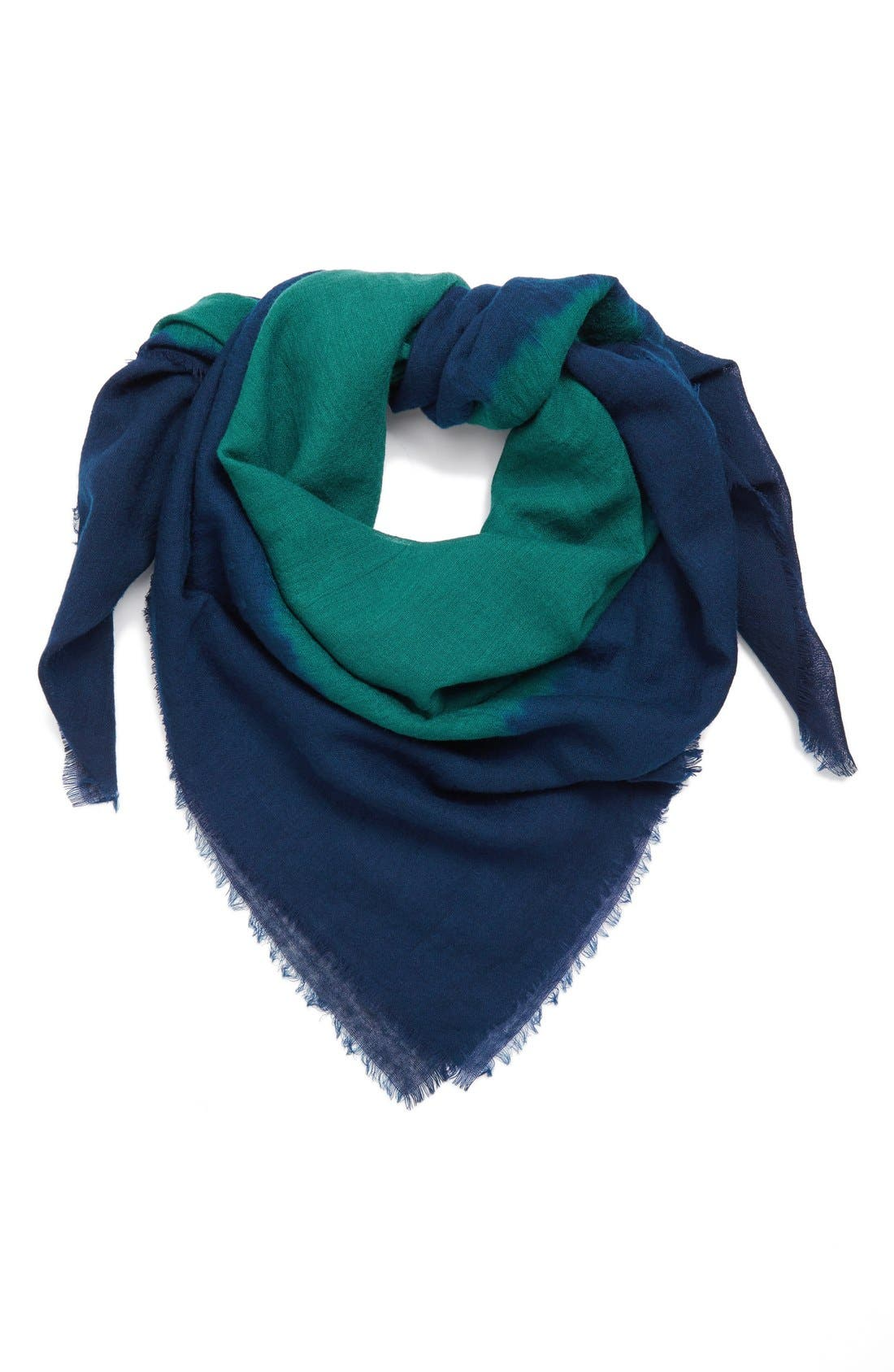 Main Image - Michael Stars' Dipped In' Wool Square Scarf