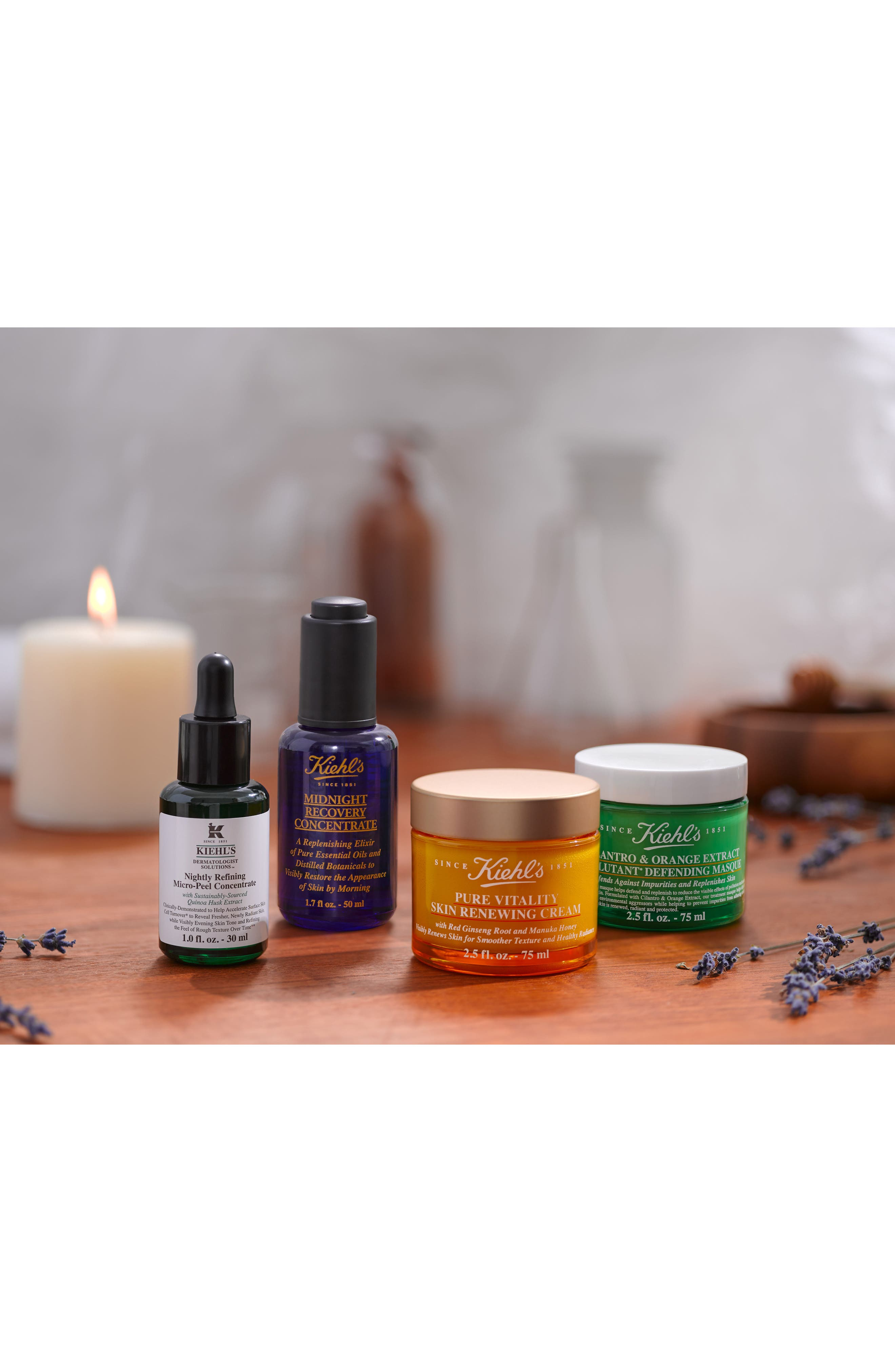 Alternate Image 3  - Kiehl's Since 1851 Pure Vitality Skin Renewing Cream