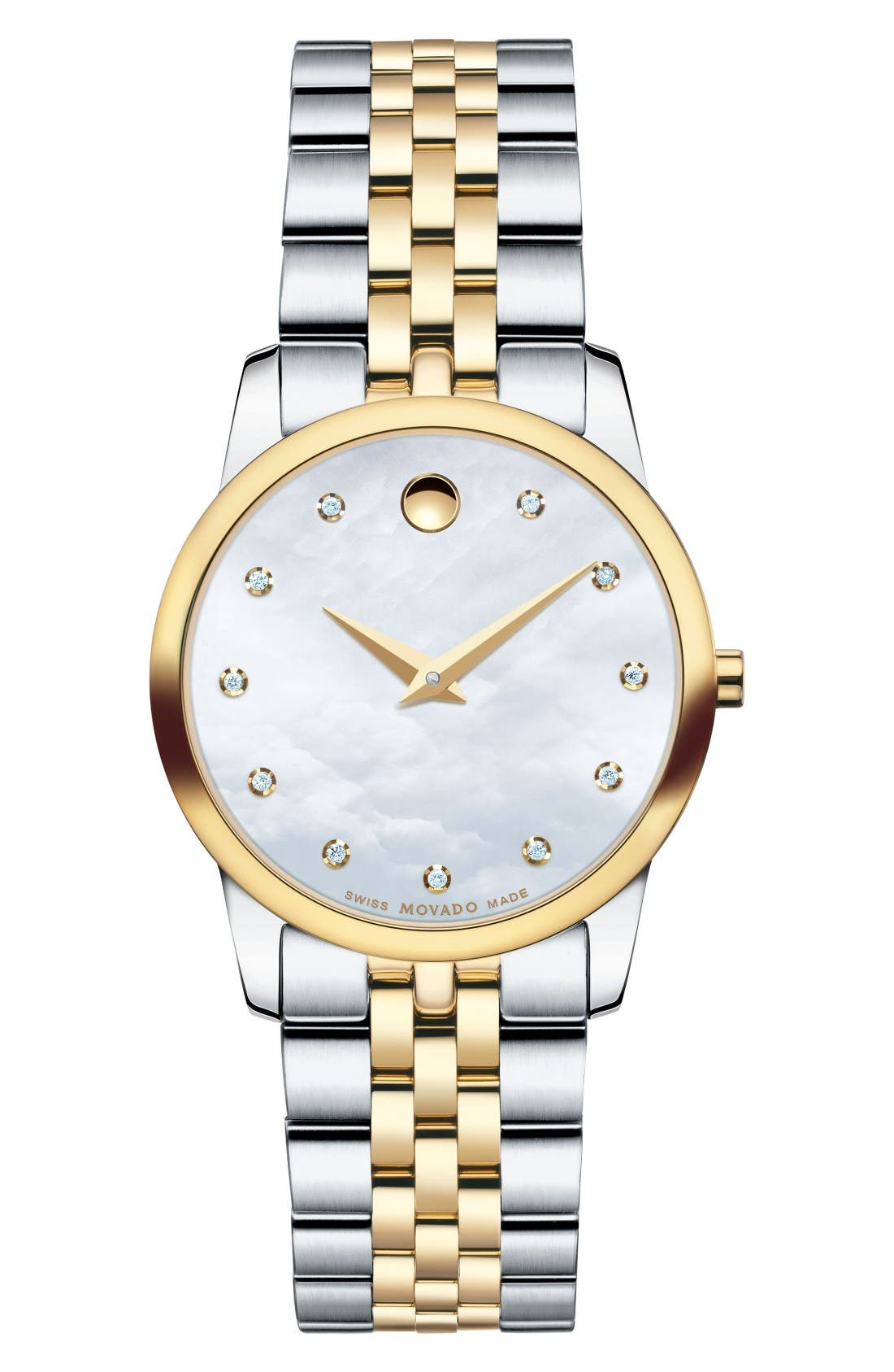 Movado Museum Bracelet Watch, 28mm
