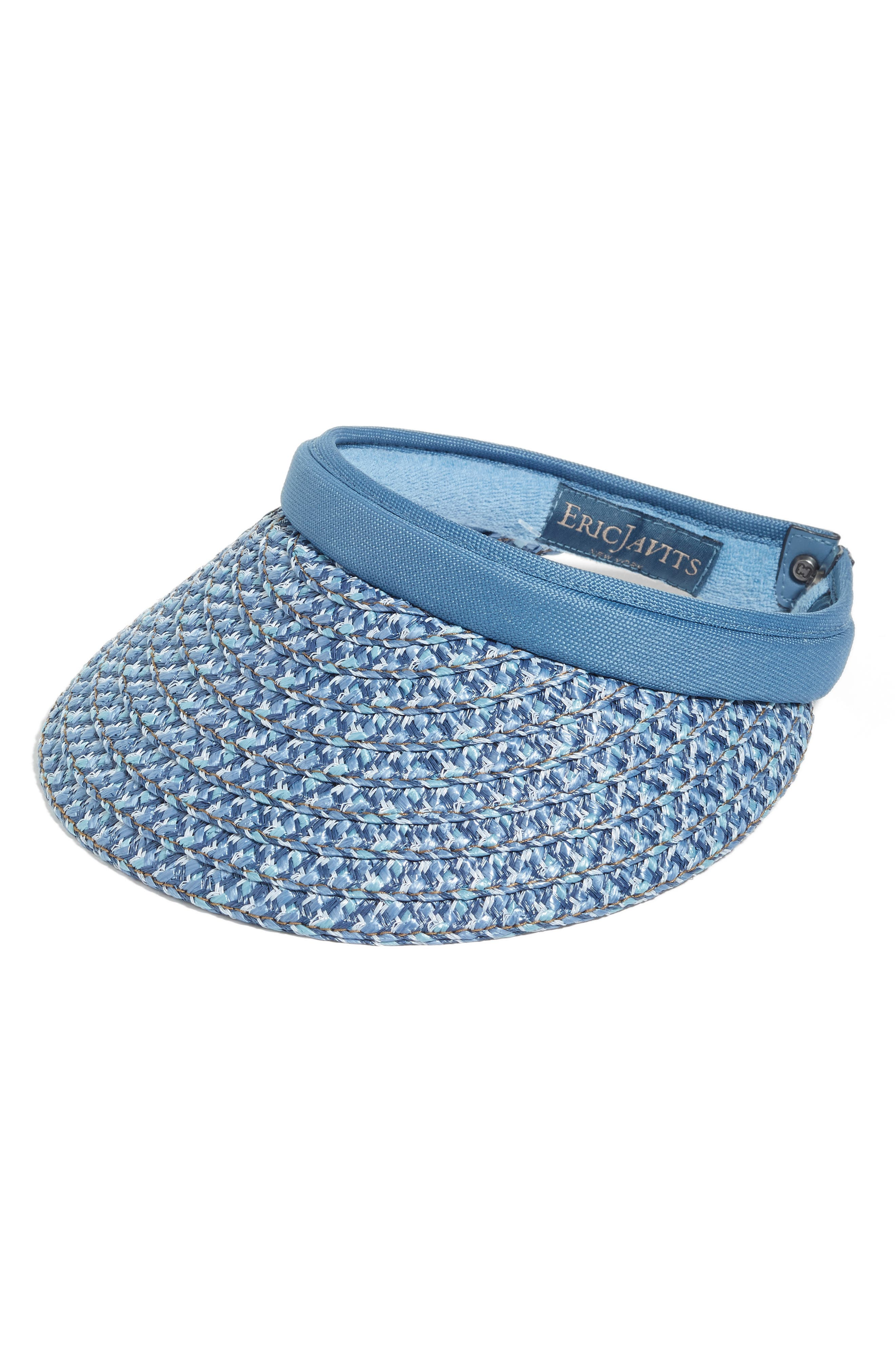 ERIC JAVITS Bradfield Packable Visor
