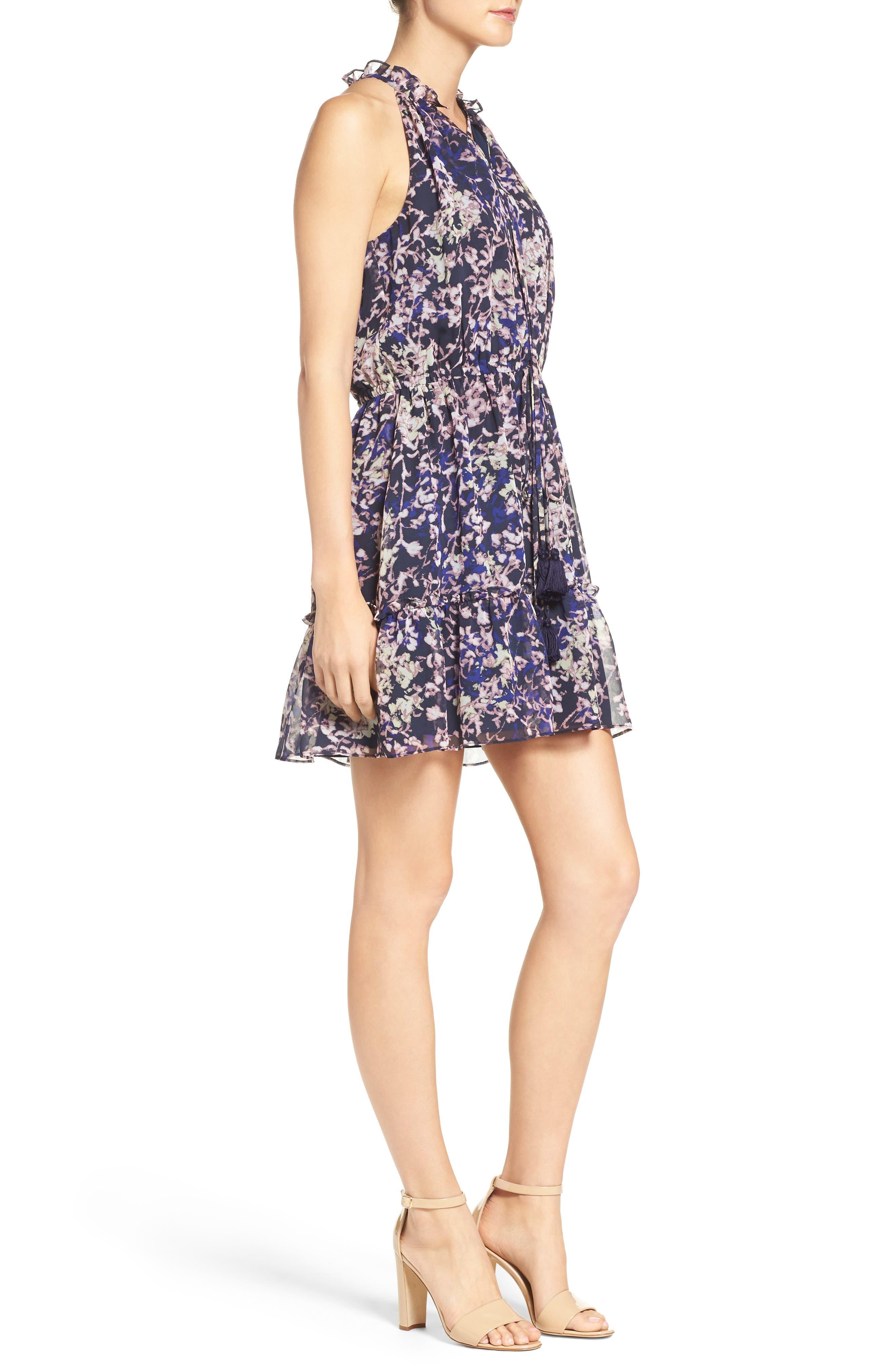 Alternate Image 3  - Likely Ibiza Floral Norfolk Dress