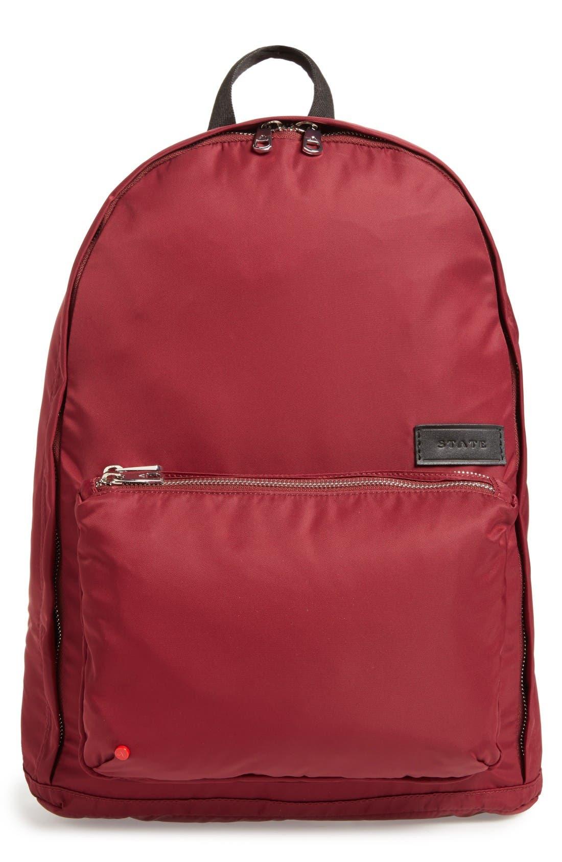 STATE Bags Lorimer Nylon Backpack