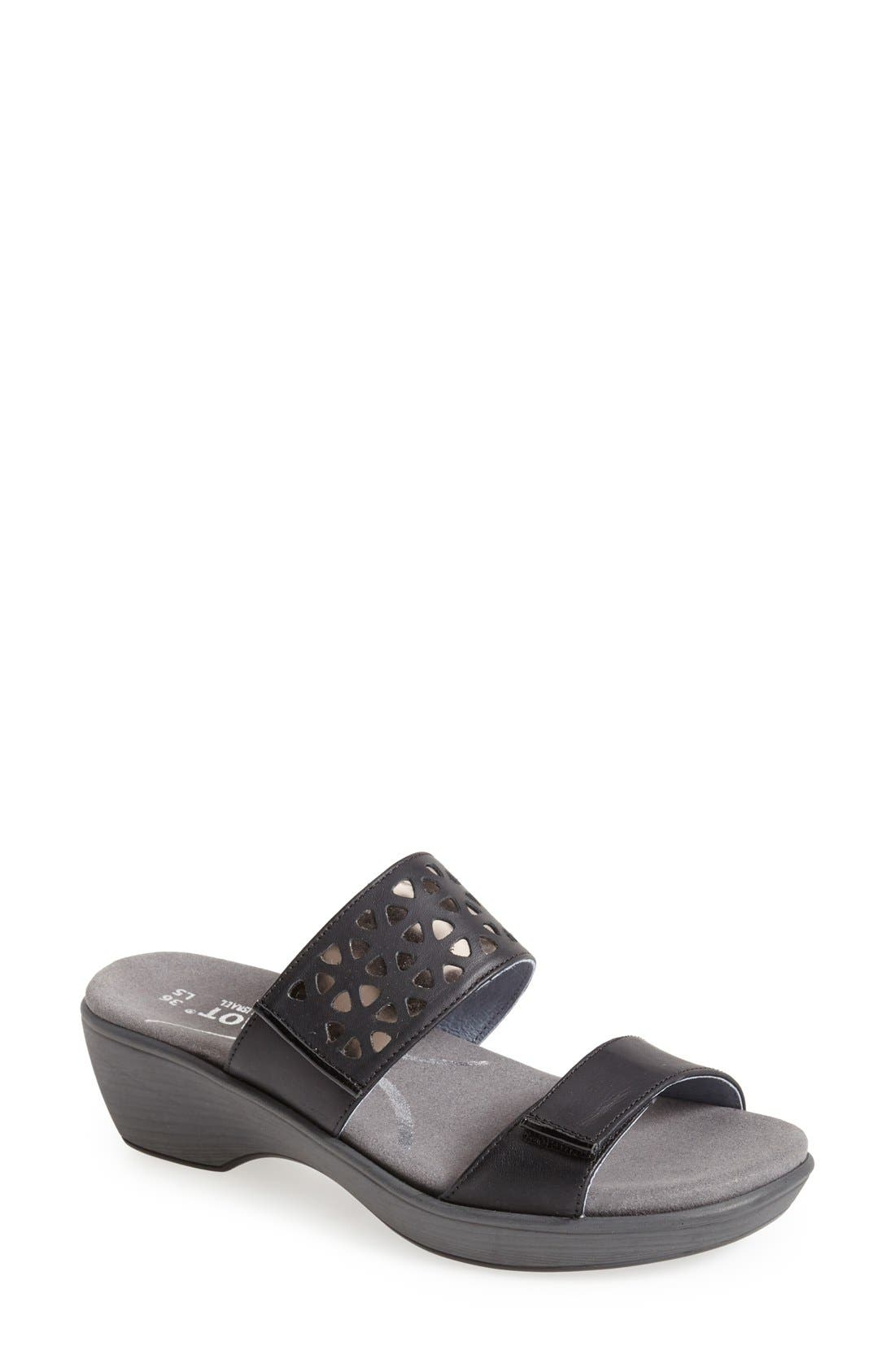 Naot 'Moreto' Wedge Sandal (Women)