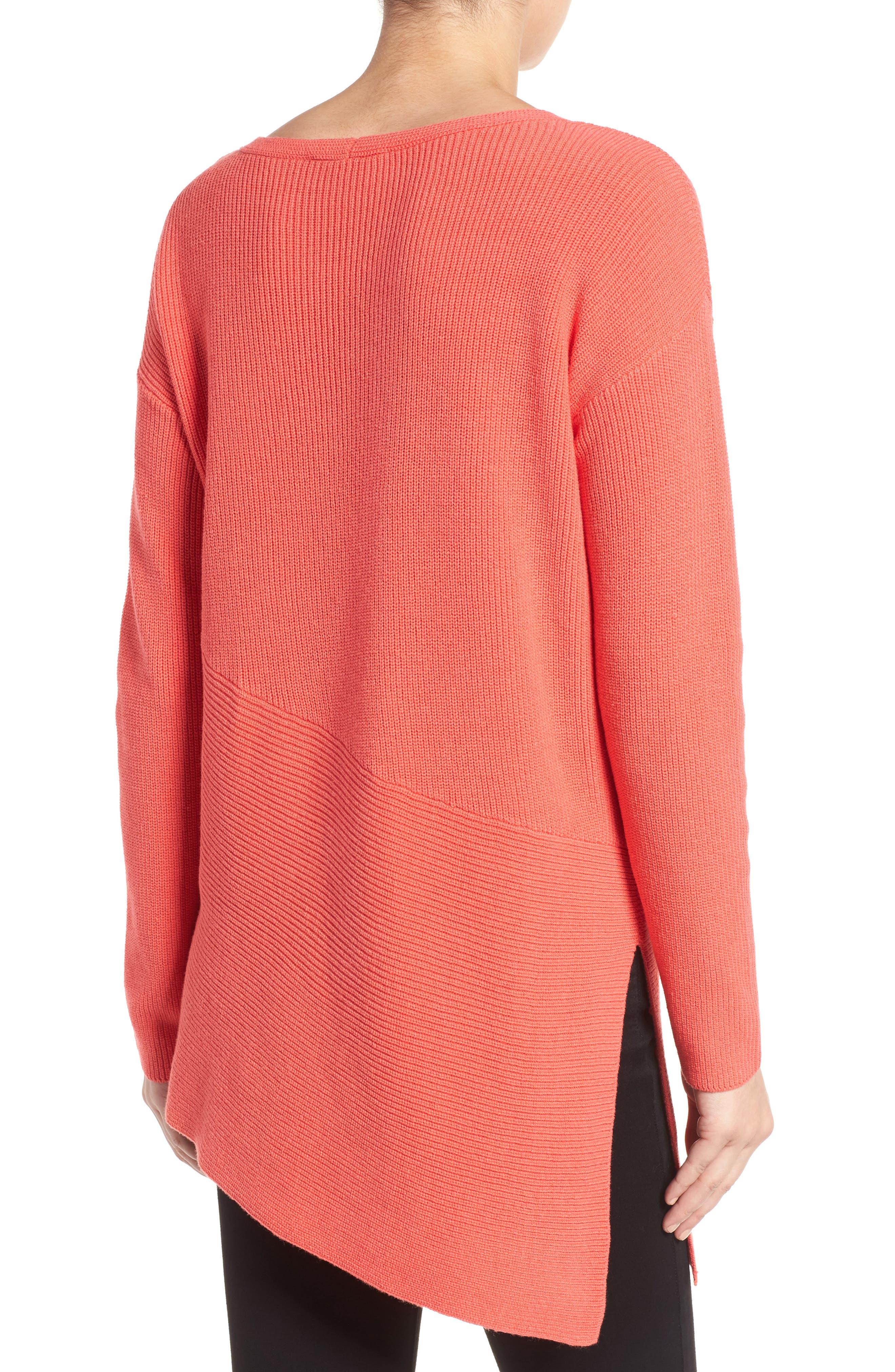 Alternate Image 2  - Chaus Asymmetrical Pullover