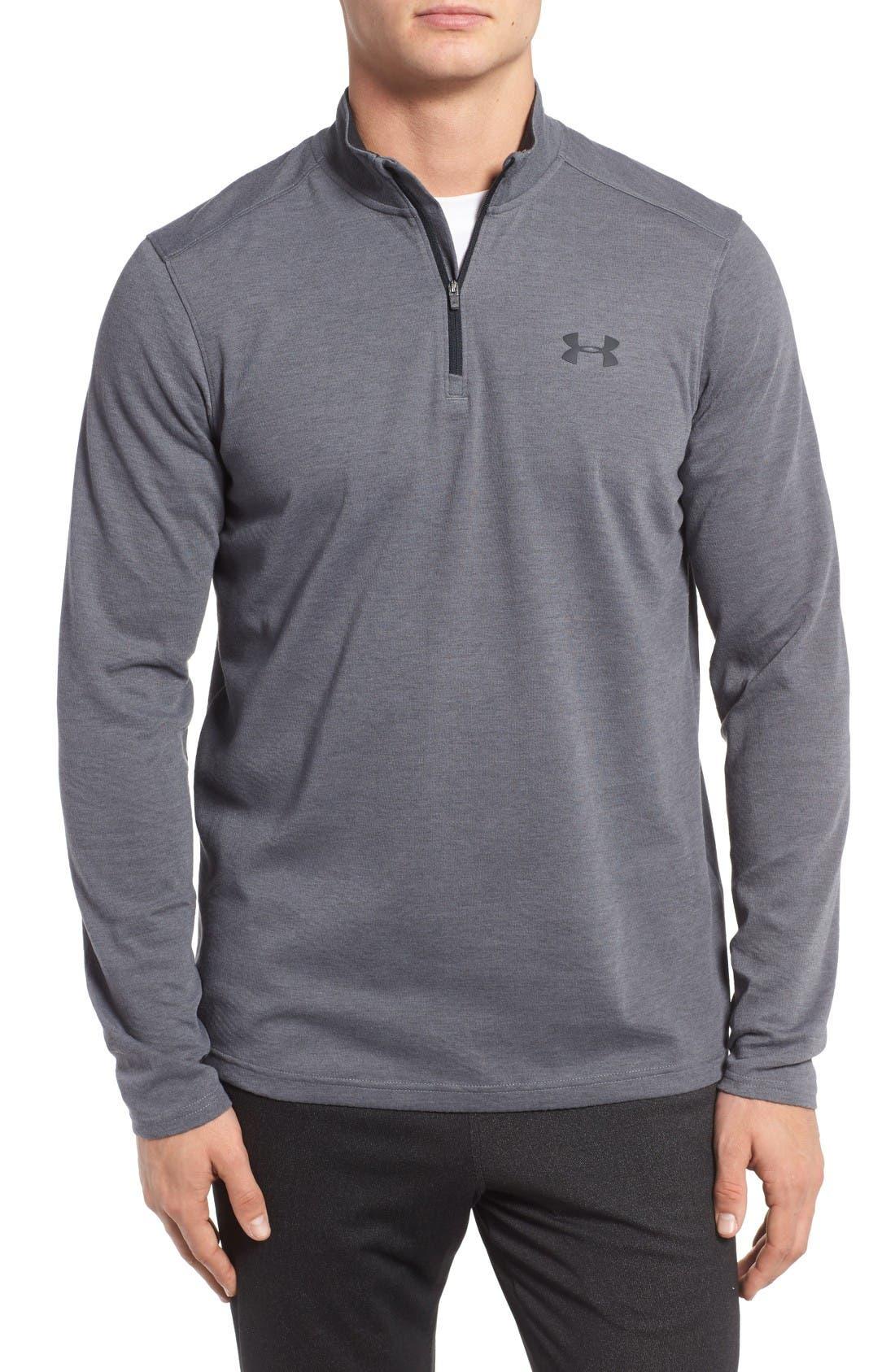 Main Image - Under Armour ColdGear® Quarter-Zip Pullover