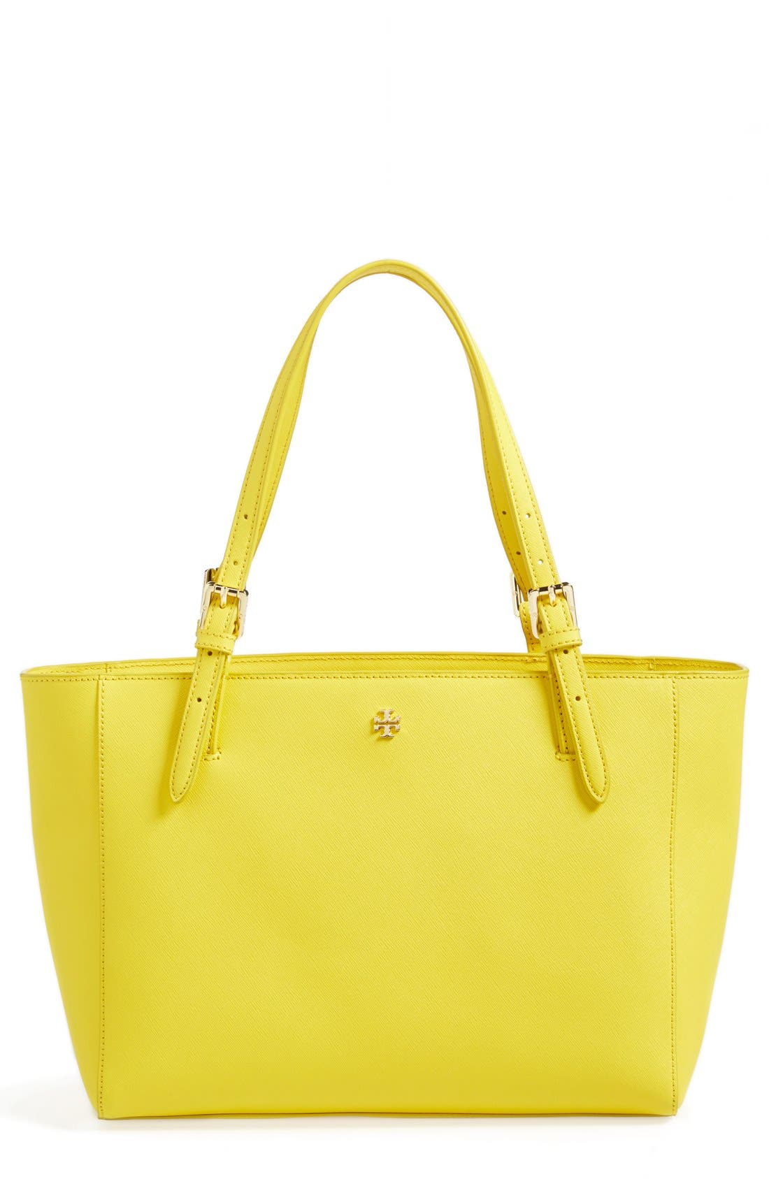 Alternate Image 1 Selected - Tory Burch 'Small York' Leather Tote