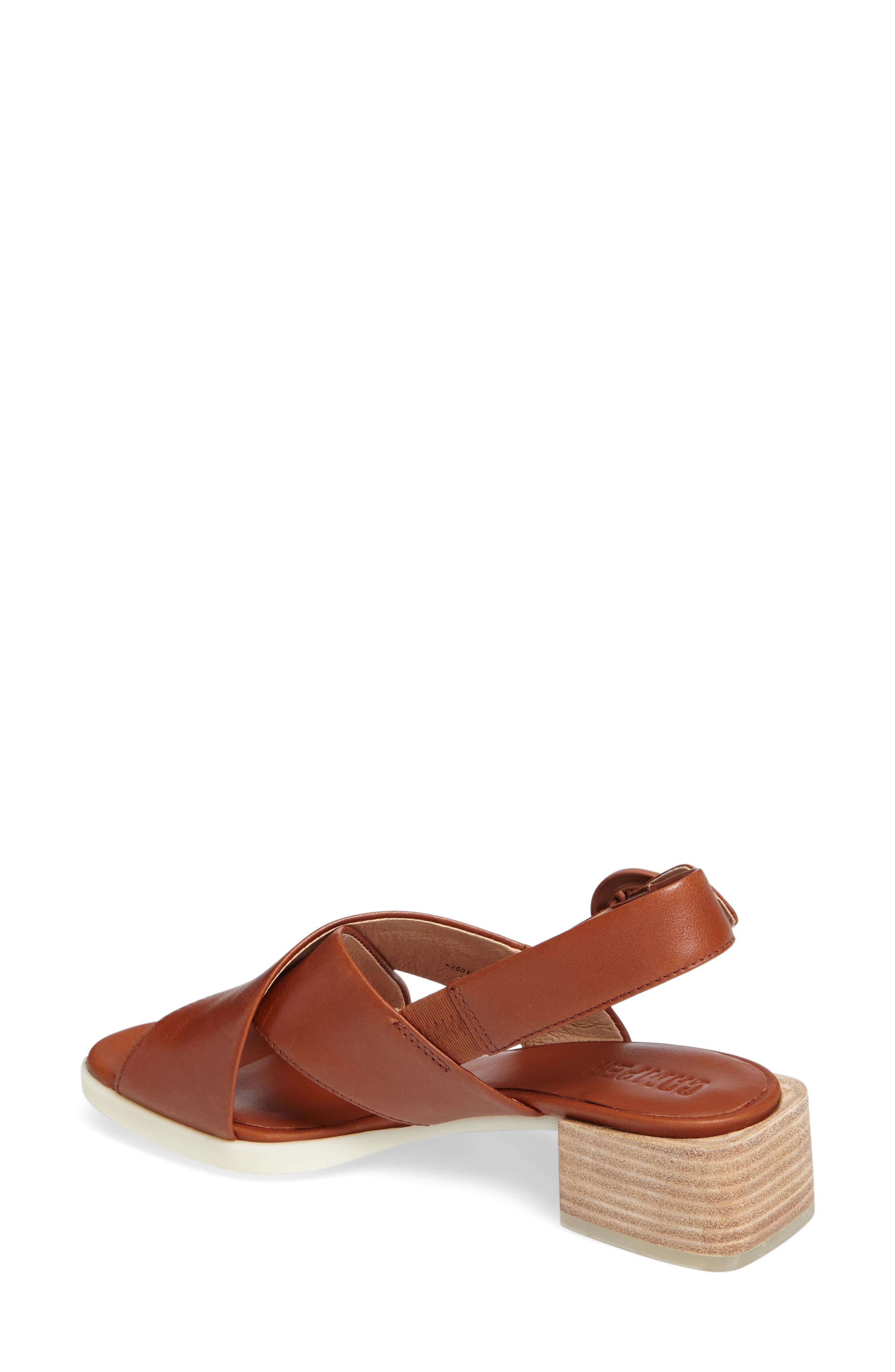 Alternate Image 2  - Camper Kobo Slingback Sandal (Women)