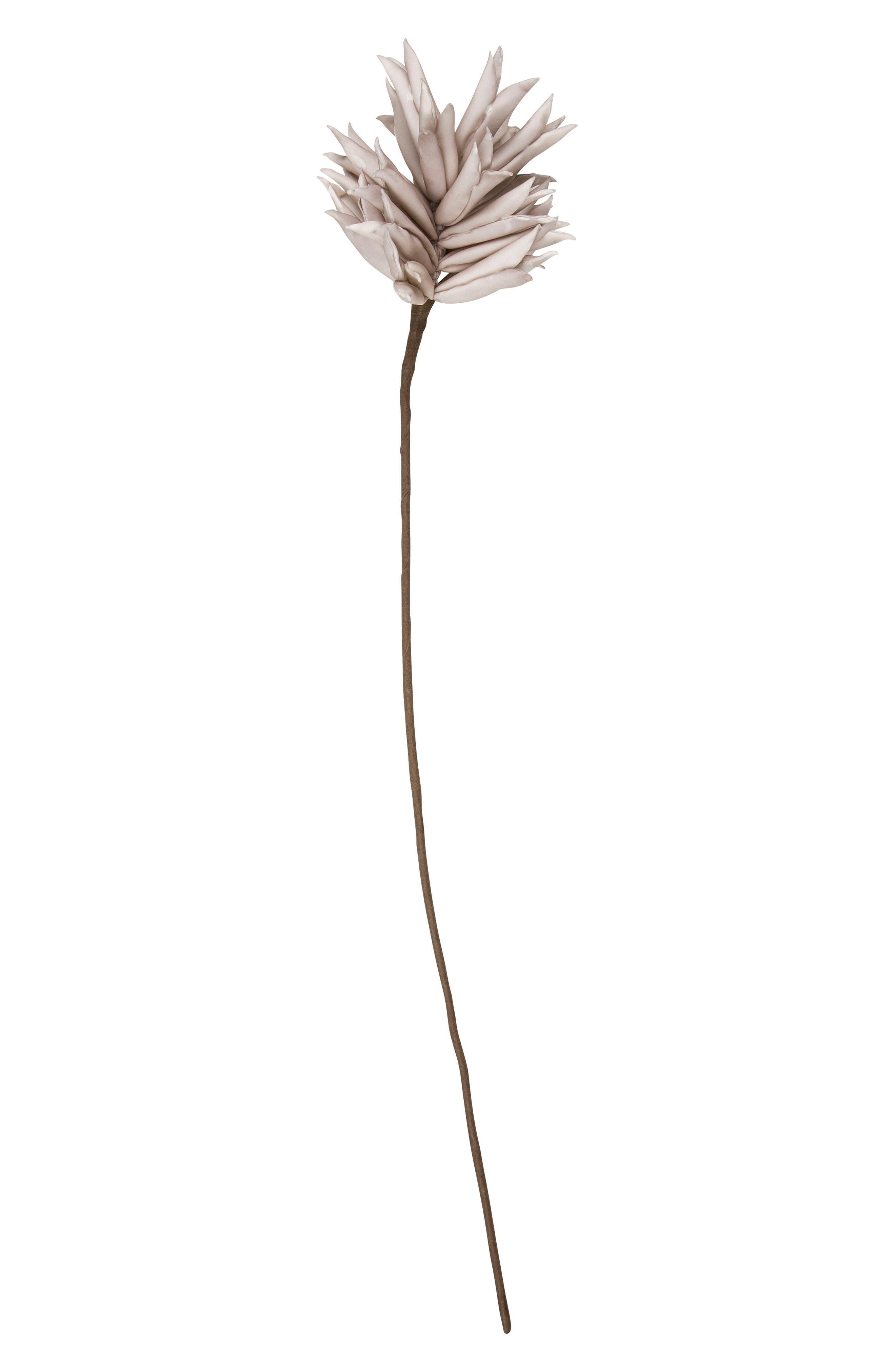 Alternate Image 1 Selected - Eightmood Dinah Decorative Flower