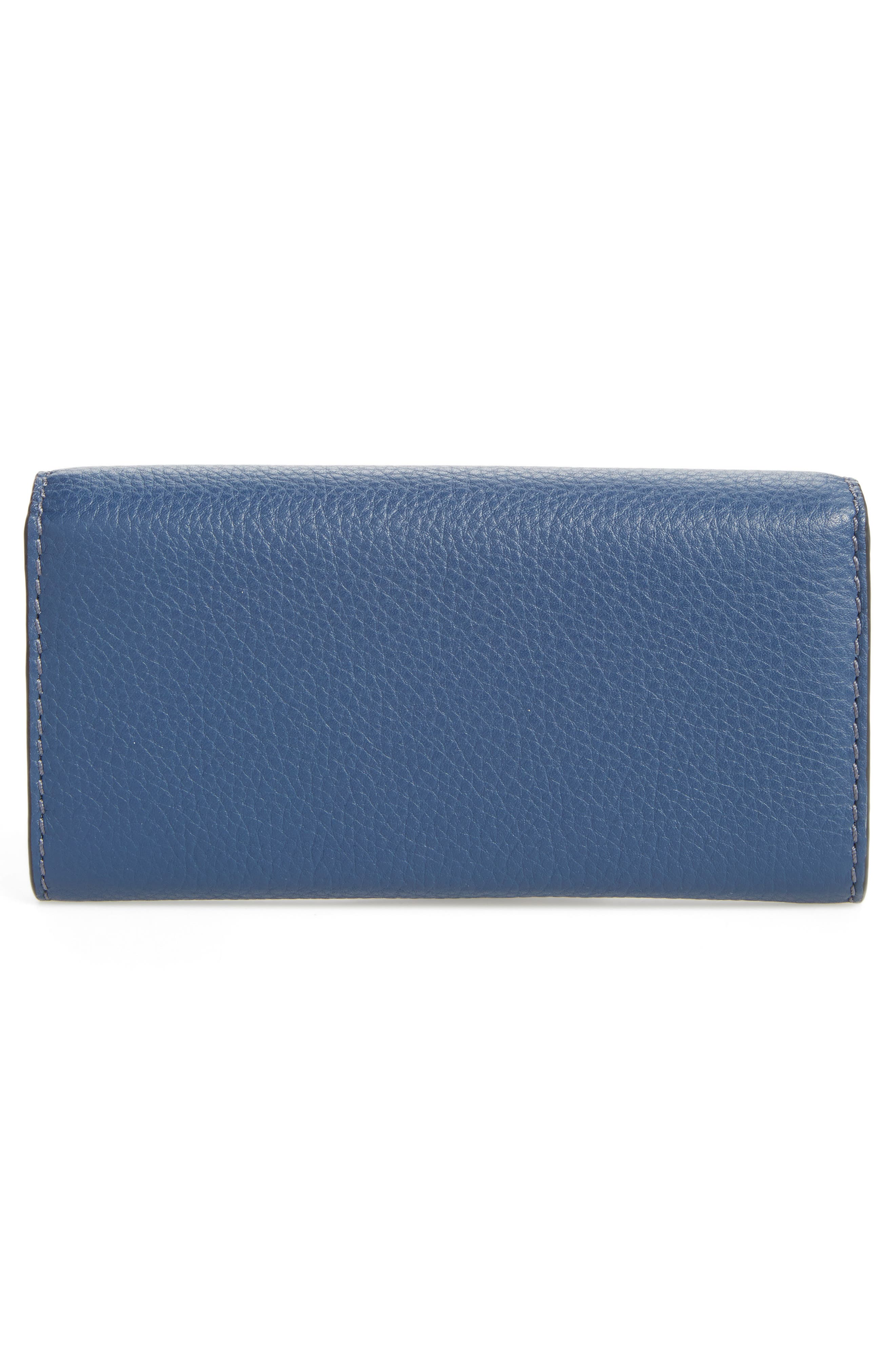 Alternate Image 2  - Chloé 'Marcie - Long' Leather Flap Wallet