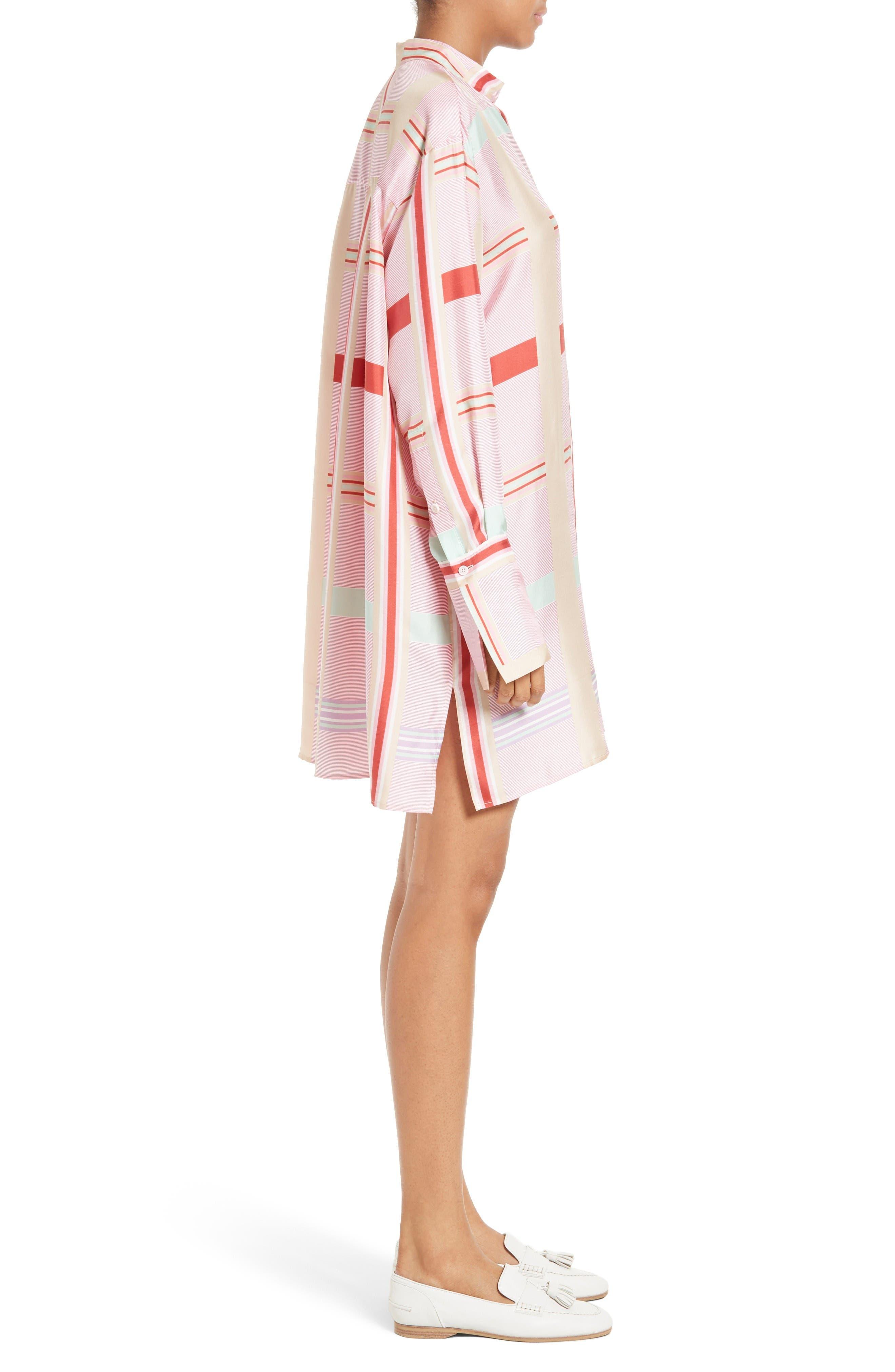 Alternate Image 3  - Diane von Furstenberg Silk Shirtdress