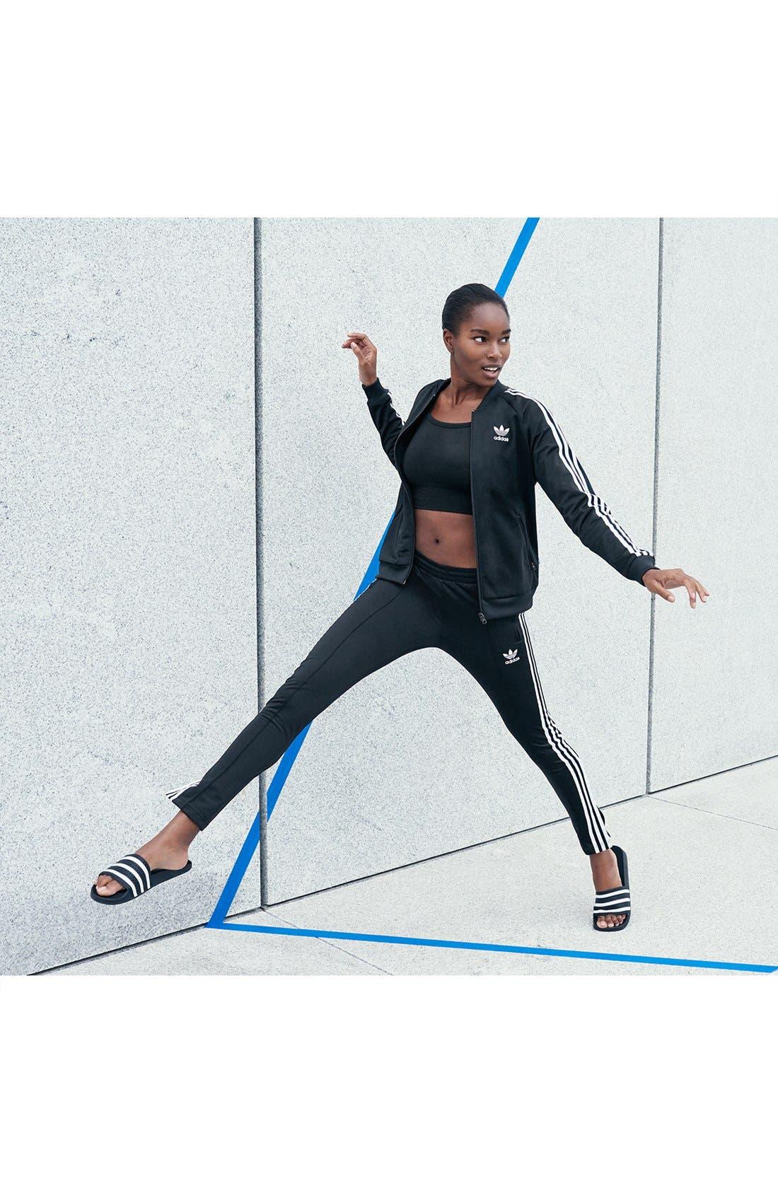Alternate Image 6  - adidas Originals Supergirl Track Jacket