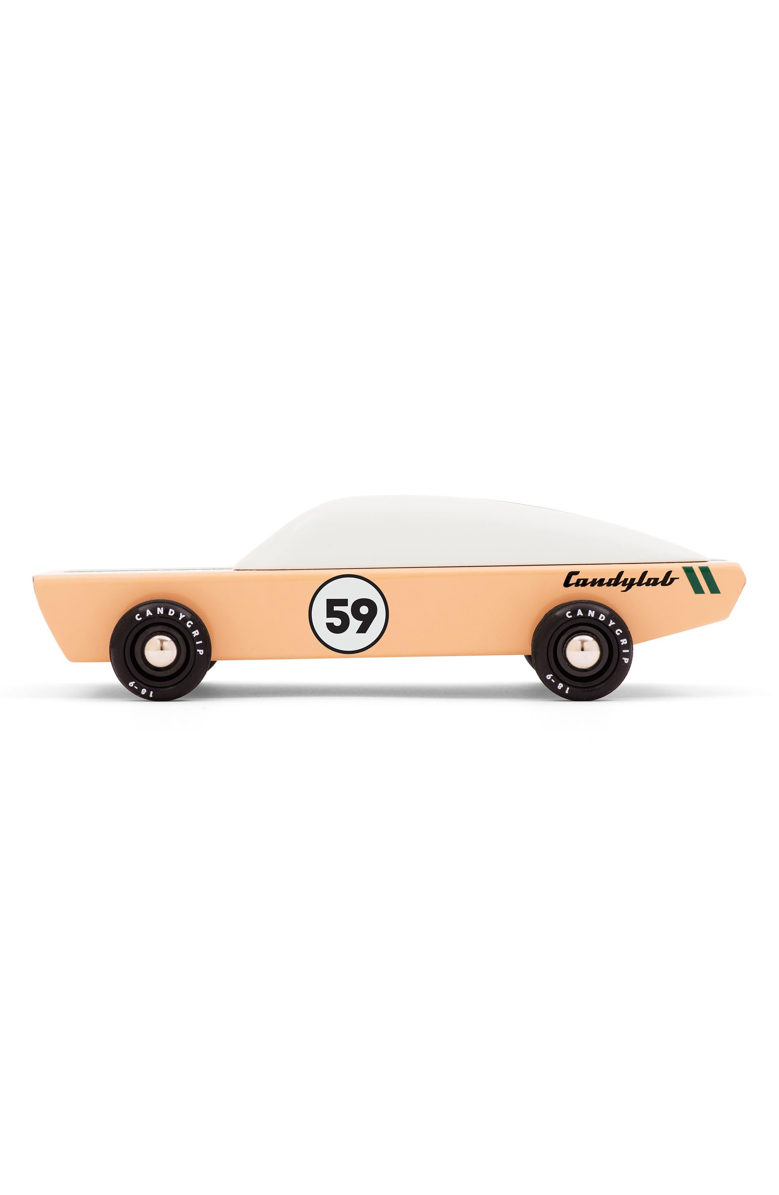 CANDYLAB TOYS Ace Gentleman's Racer Wooden Racecar