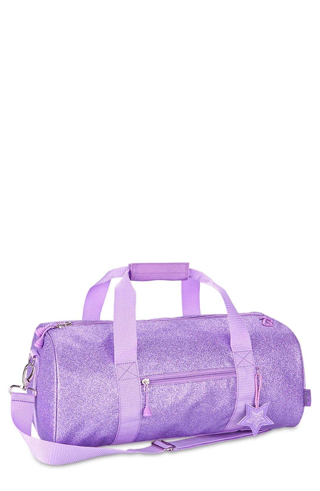 BIXBEE 'Large Sparkalicious' Dance & Sports Duffel Bag