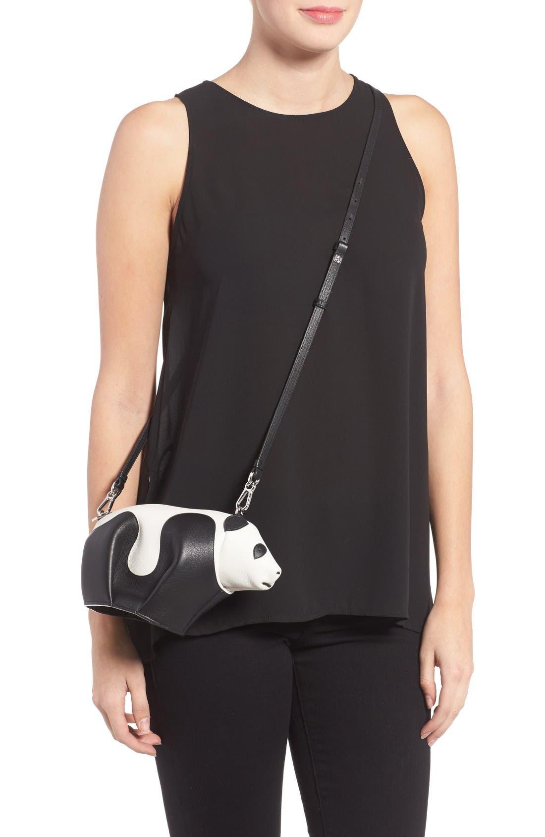 Alternate Image 2  - Loewe Panda Crossbody Bag