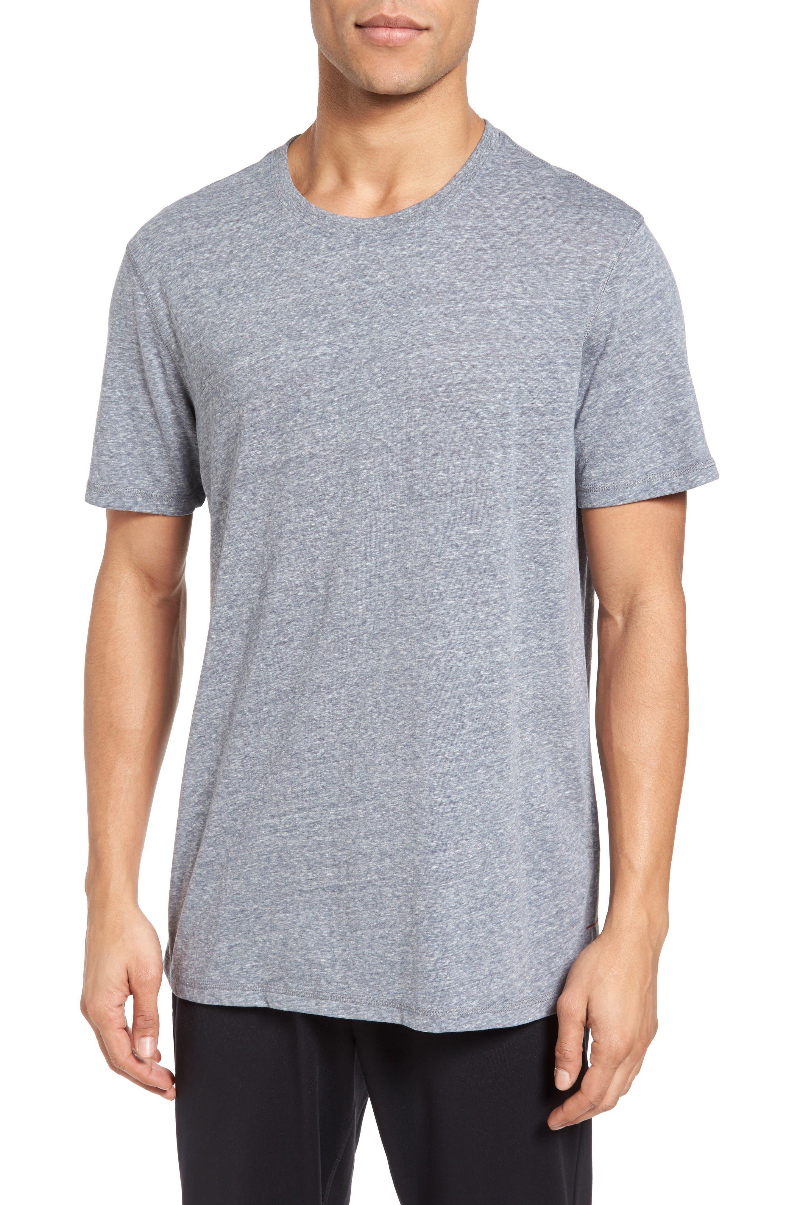 Daniel Buchler Recycled Cotton Blend T-Shirt