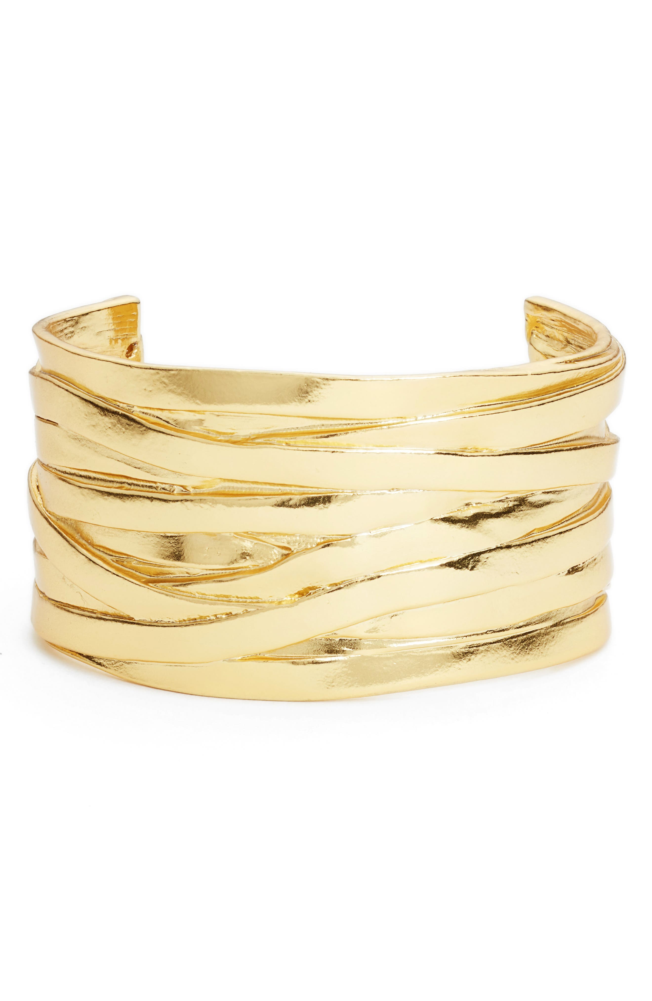 Main Image - Karine Sultan Angelique Wrist Cuff