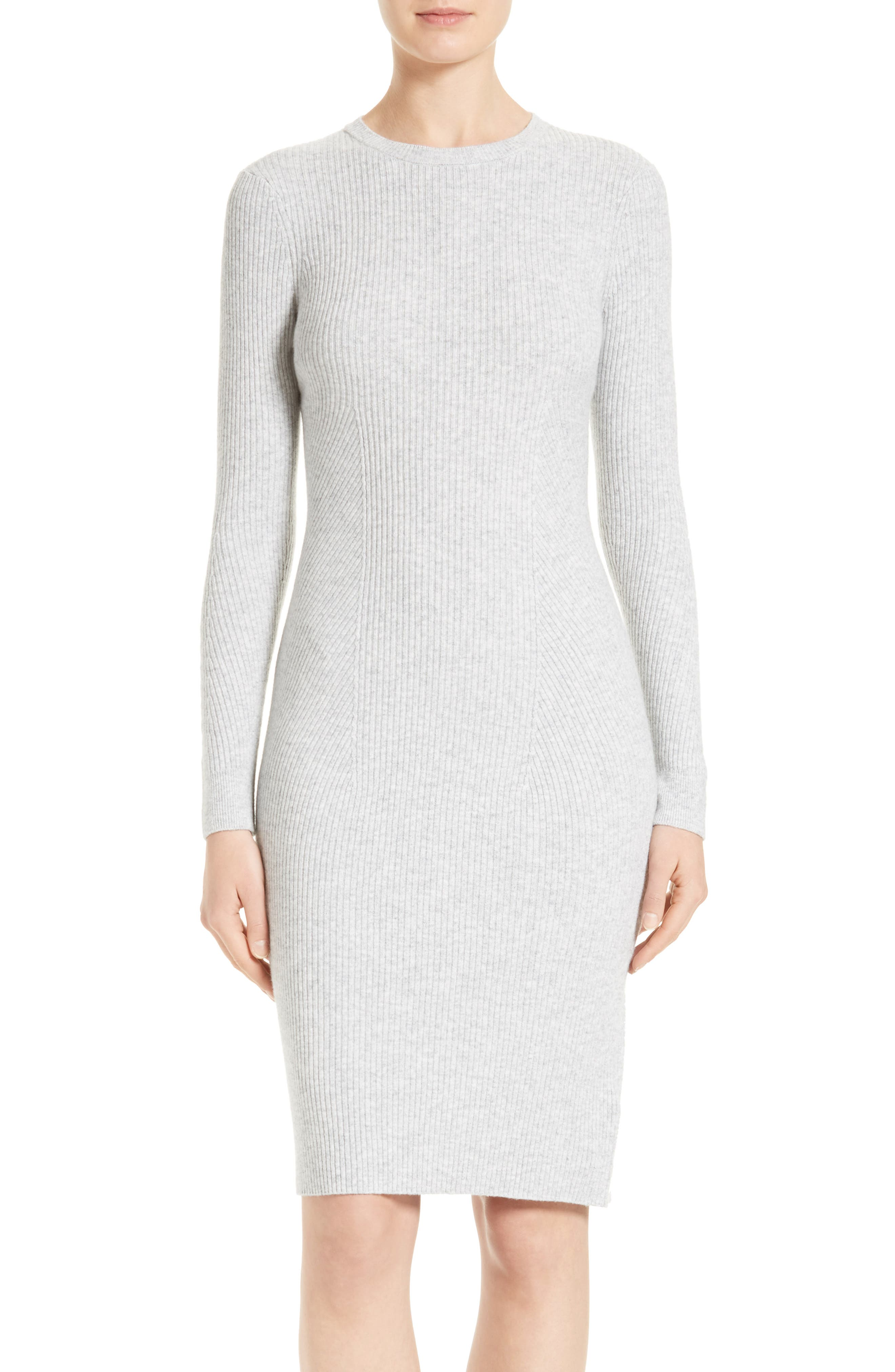 Alternate Image 1 Selected - Ted Baker London Pennih Rib Knit Dress