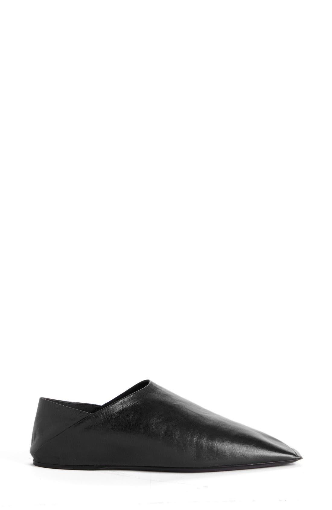 Alternate Image 5  - Balenciaga Square Toe Mule (Women)