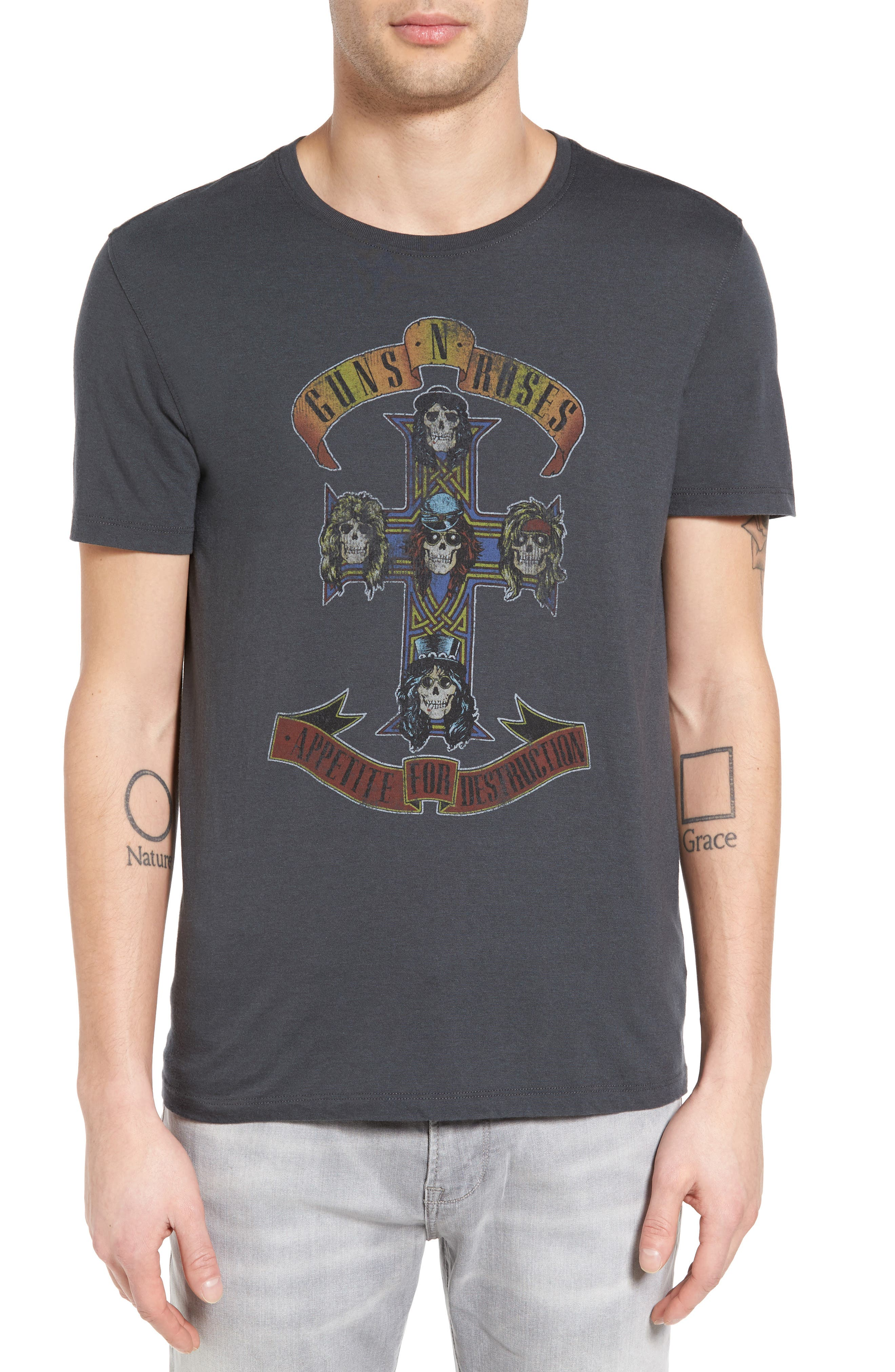 JOHN VARVATOS STAR USA Guns N' Roses Graphic