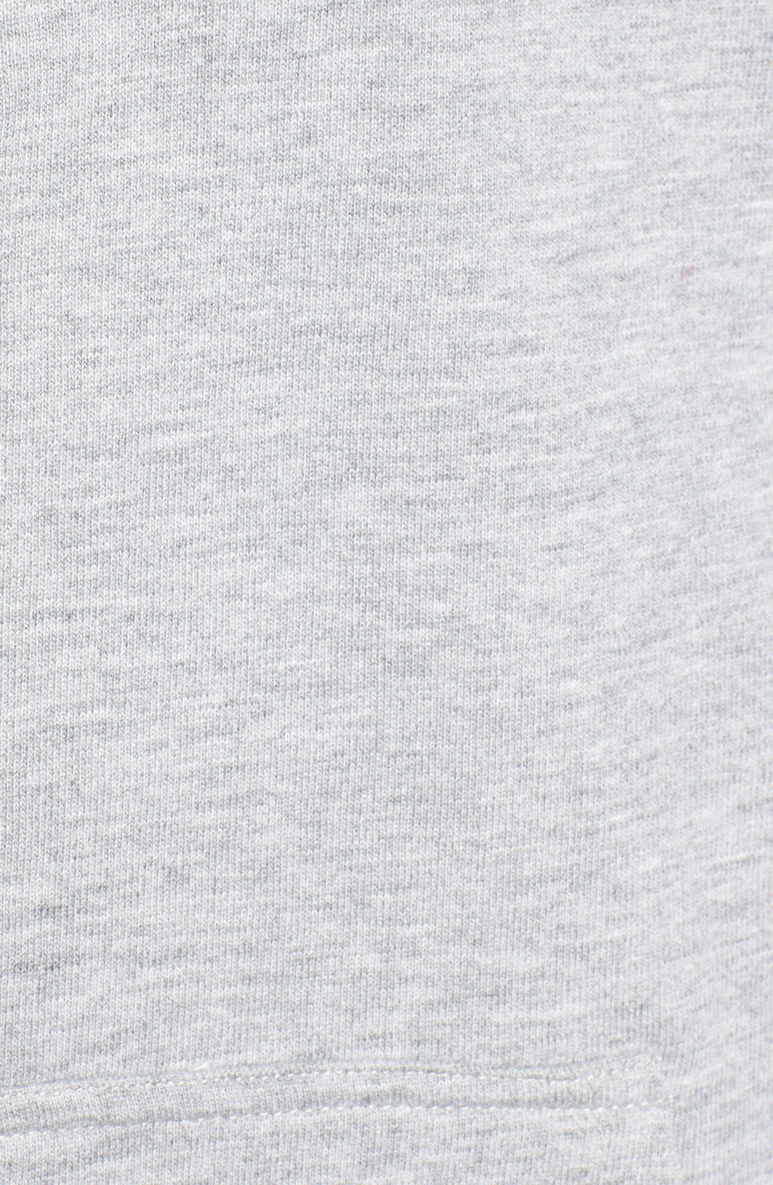 Alternate Image 5  - IVY PARK® Logo Sleeve Hoodie