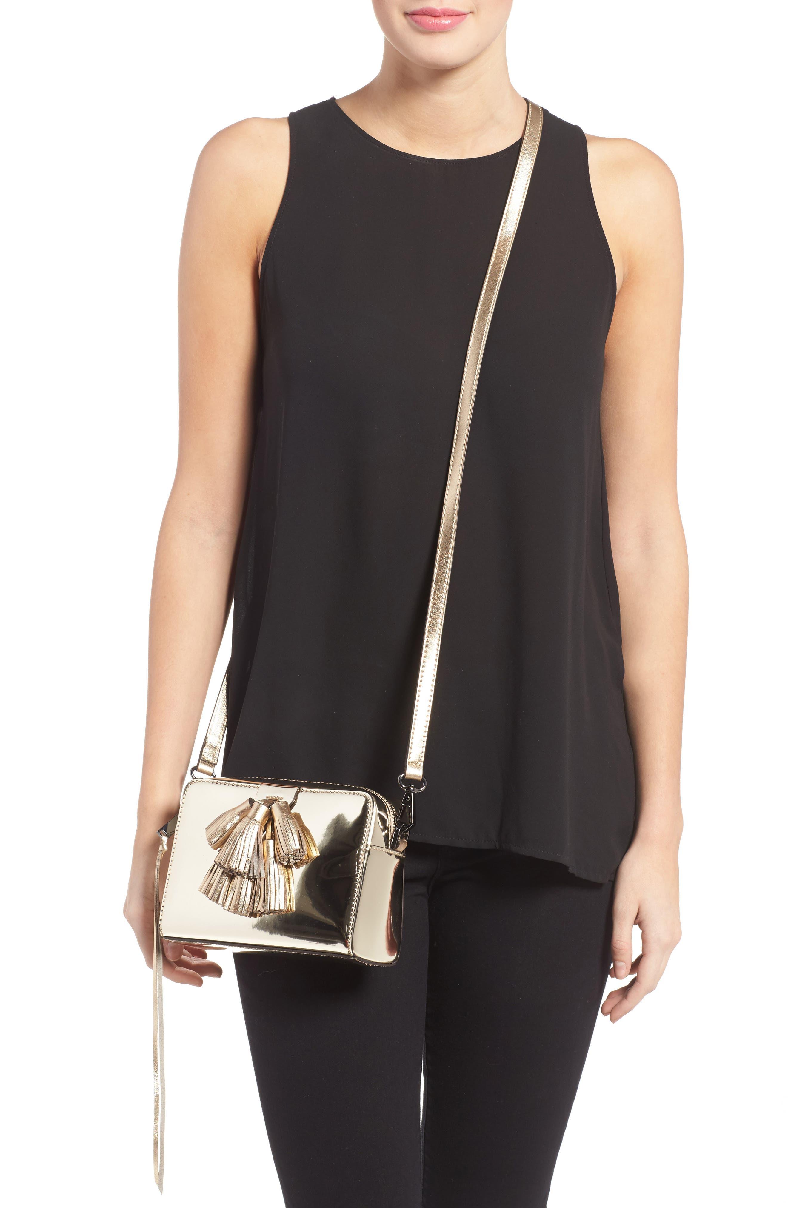 Alternate Image 2  - Rebecca Minkoff Mini Sofia Crossbody Bag