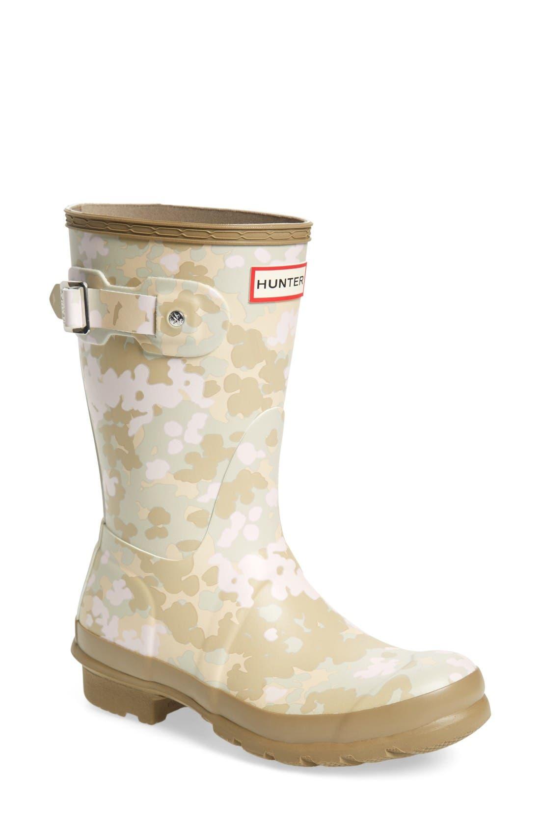 HUNTER Original Short - Flectarn Rain Boot