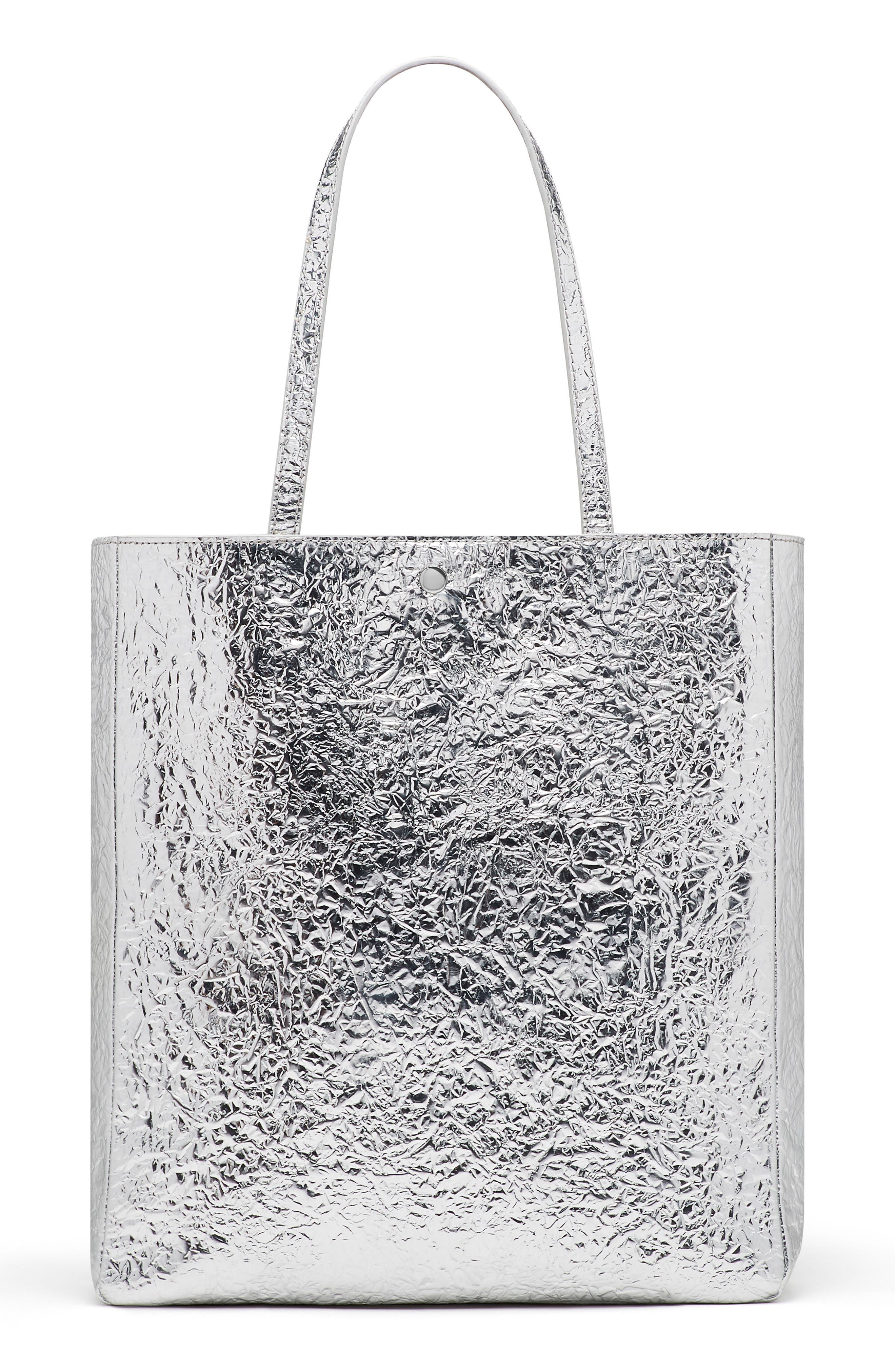 ELIZABETH AND JAMES Eloise Leather Tote