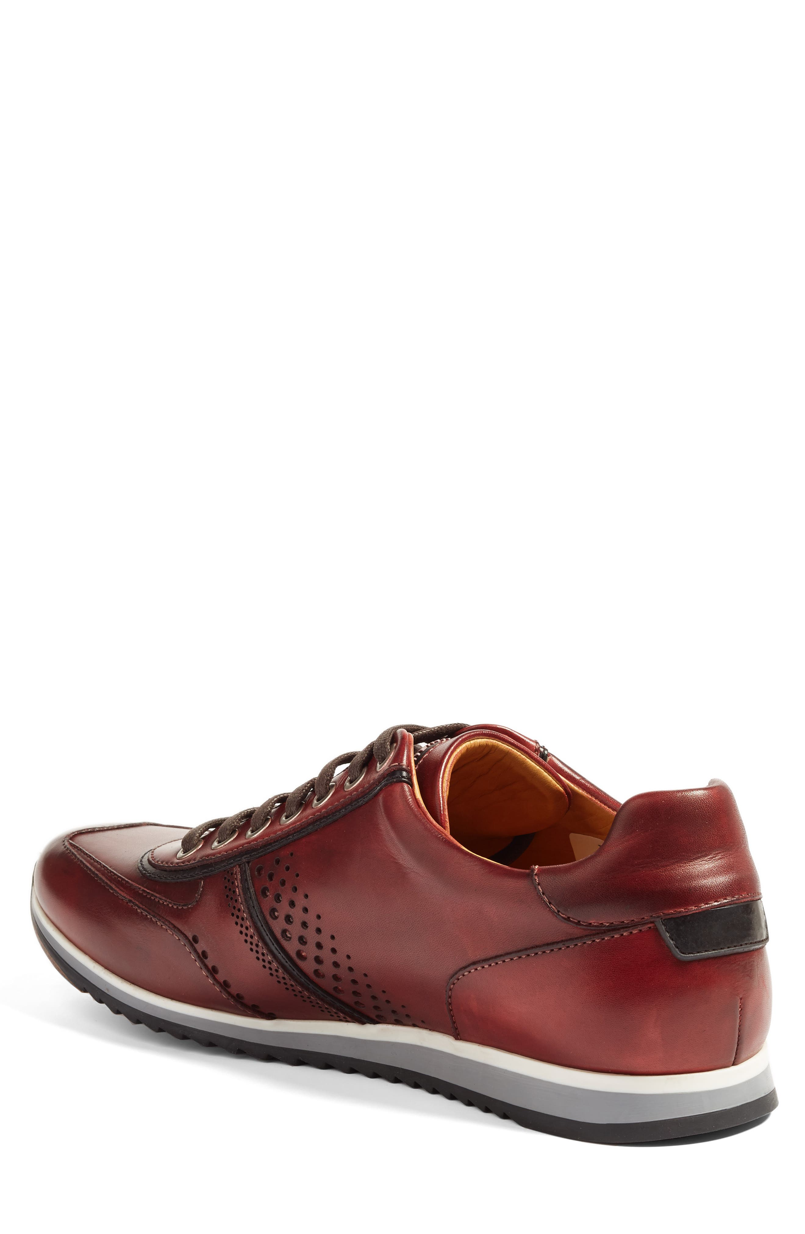 Alternate Image 5  - Magnanni 'Cristian' Sneaker (Men)