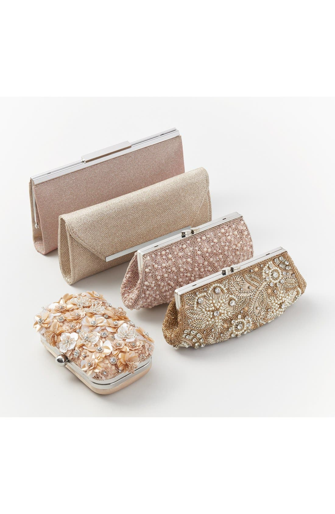 Alternate Image 2  - Glint Metallic Envelope Clutch