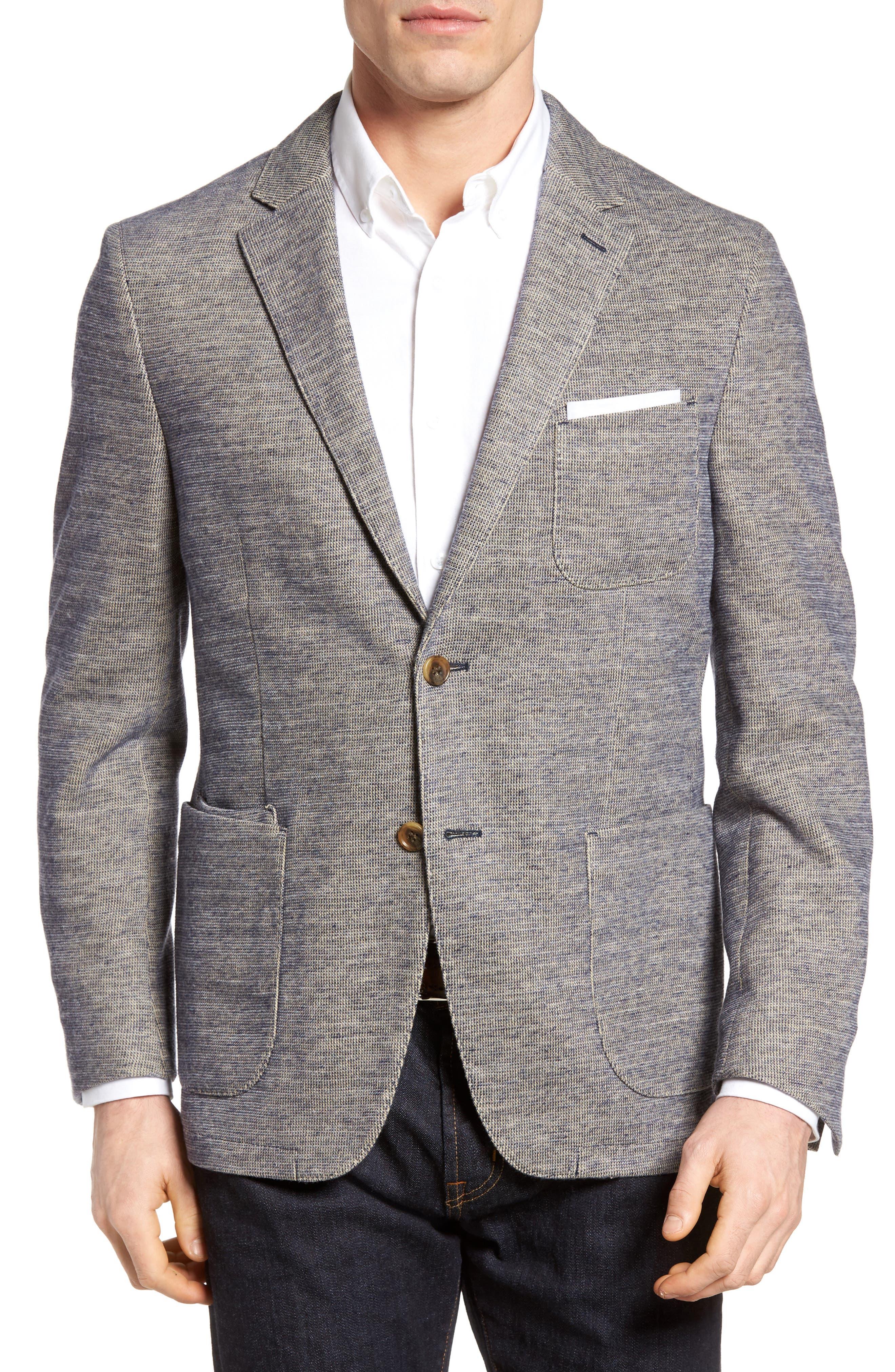 FLYNT Draper Cotton Blend Sport Coat (Regular & Big)