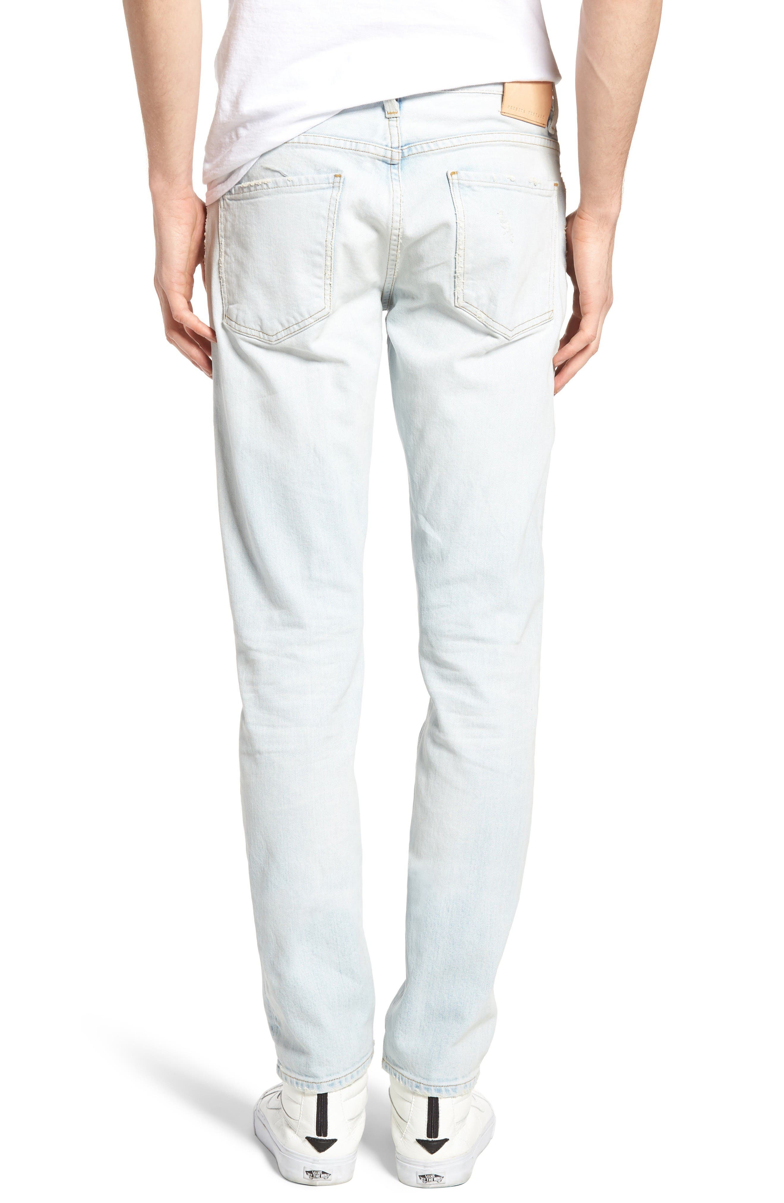Alternate Image 2  - Citizens of Humanity Noah Skinny Fit Jeans (Mirage)