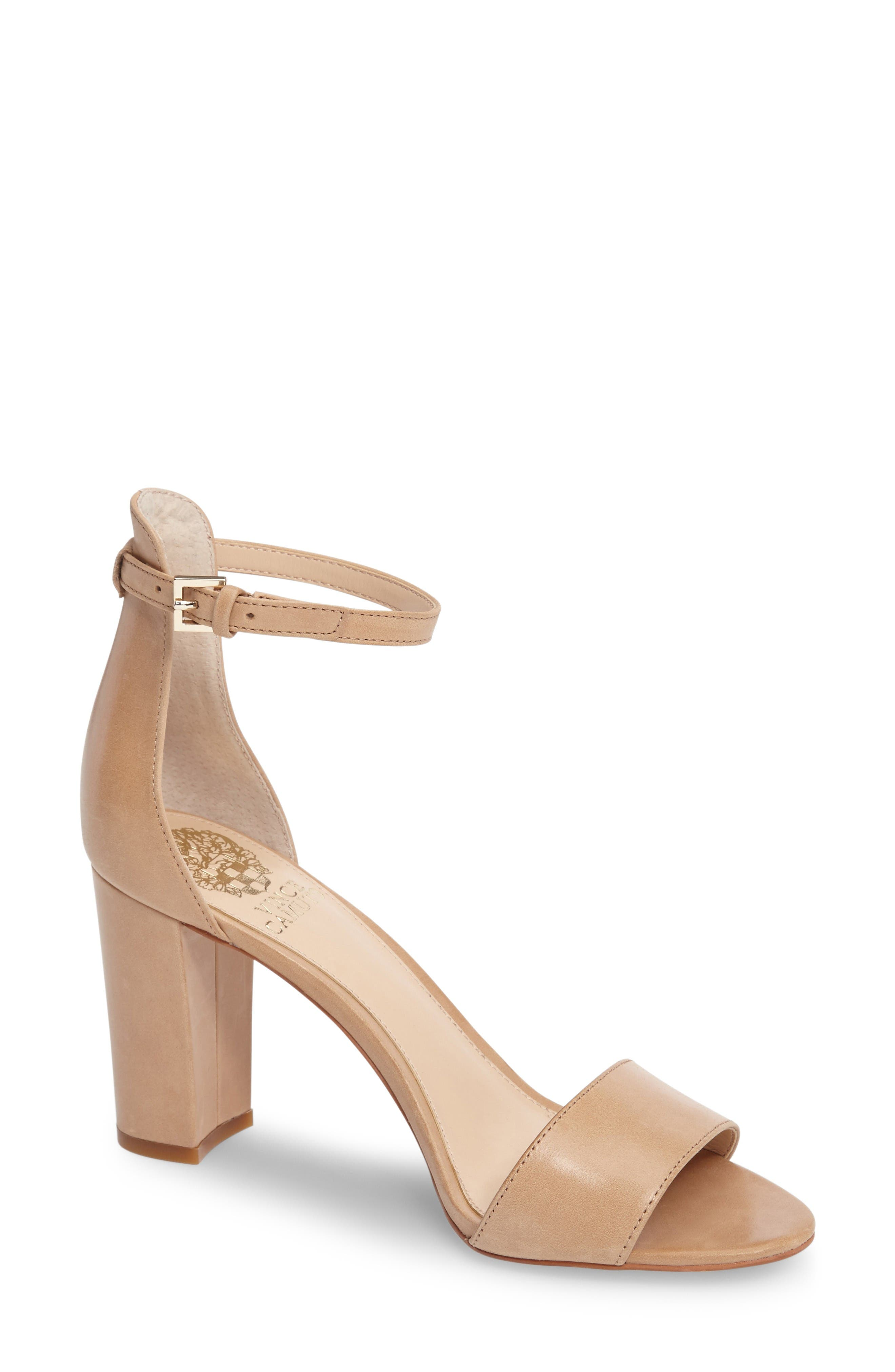 Vince Camuto Corlina Ankle Strap Sandal (Women) (Nordstrom Exclusive)