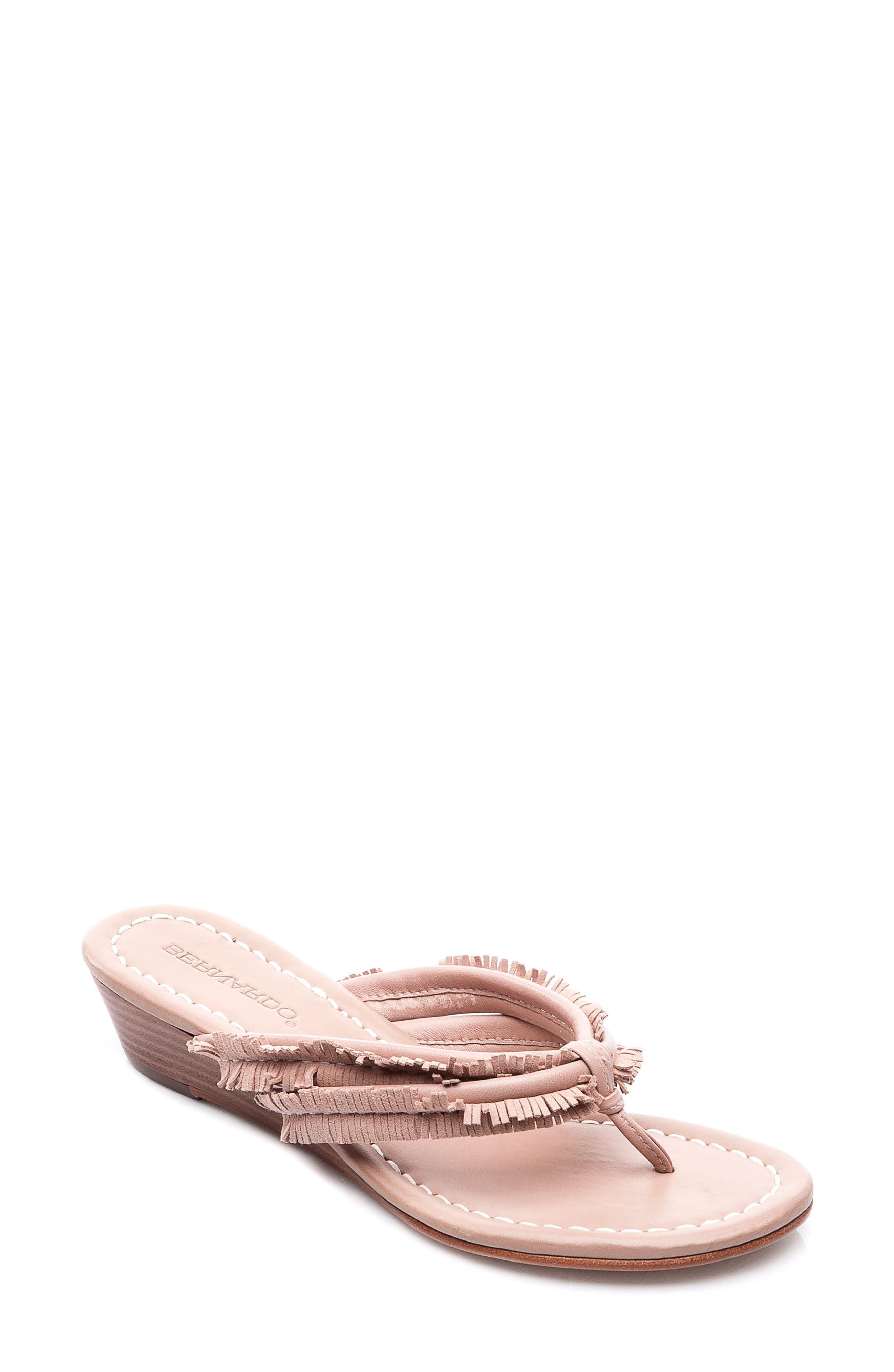 Bernardo Miami Wedge Sandal (Women)