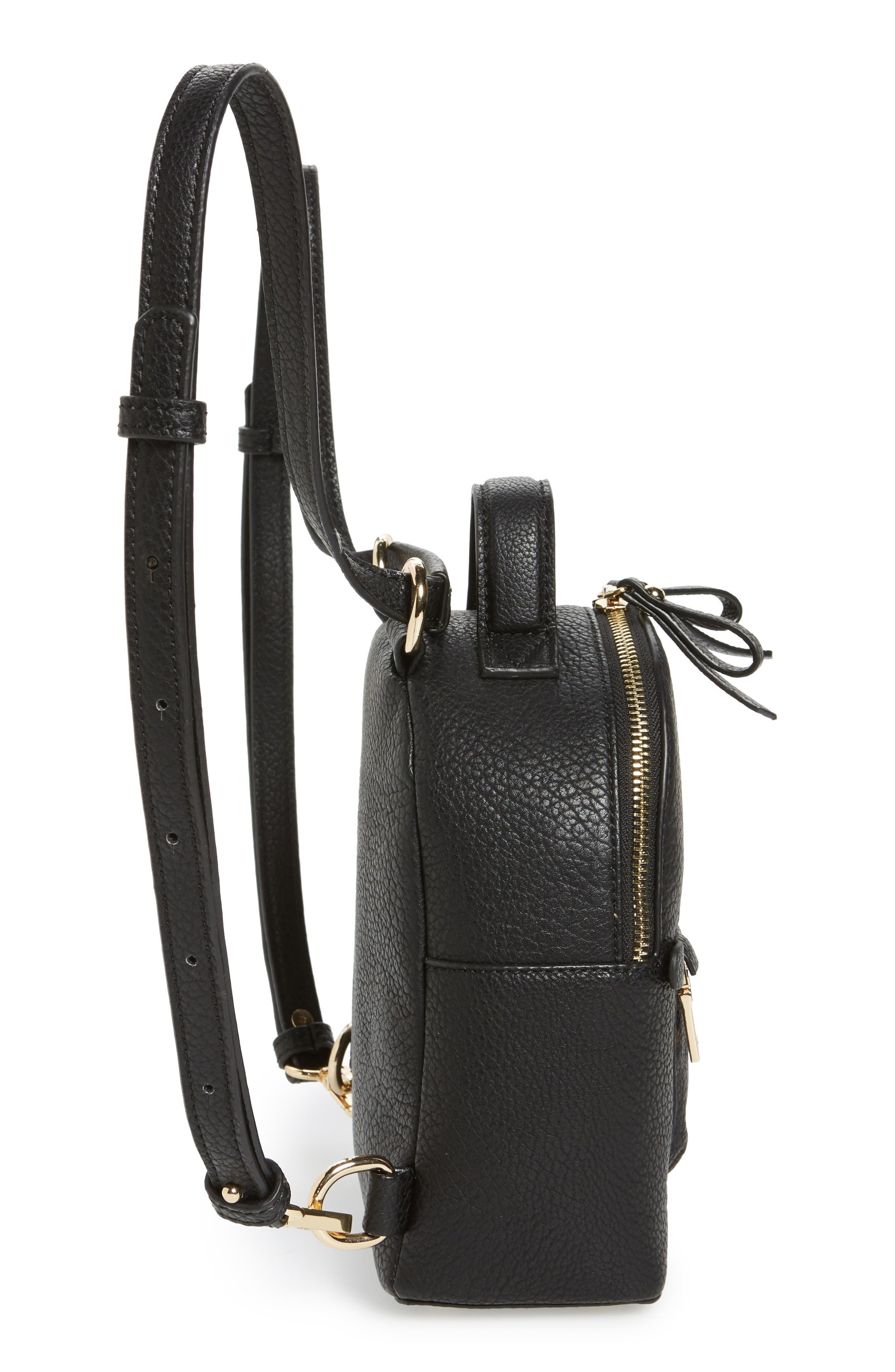 Alternate Image 4  - BP. Mini Backpack Crossbody Bag