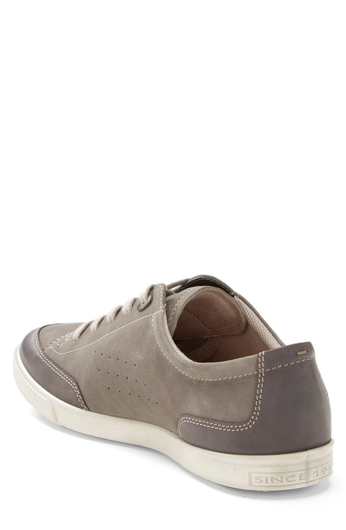 Alternate Image 2  - ECCO 'Collin' Sneaker (Men)