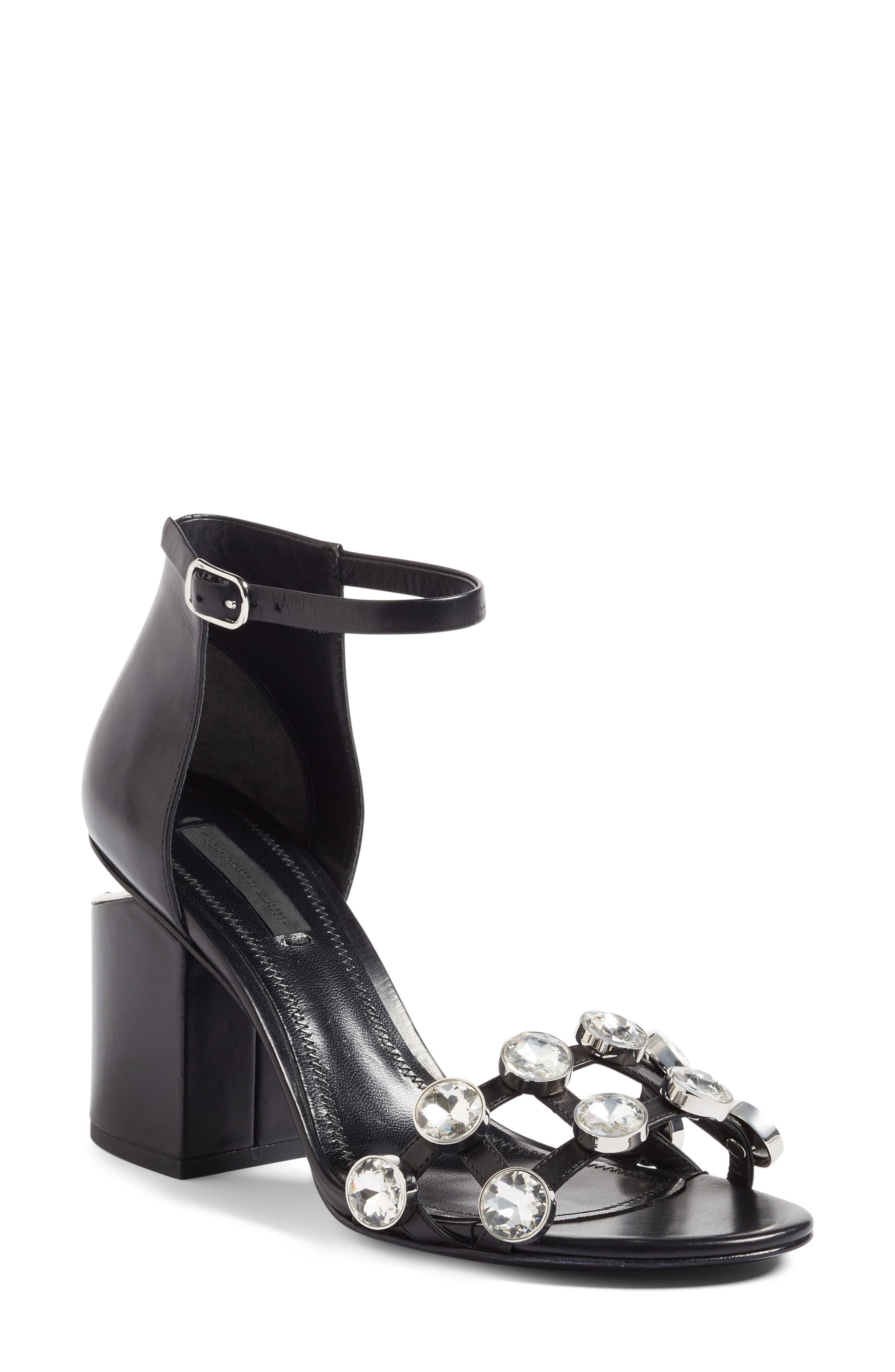 ALEXANDER WANG Abby Embellished Sandal