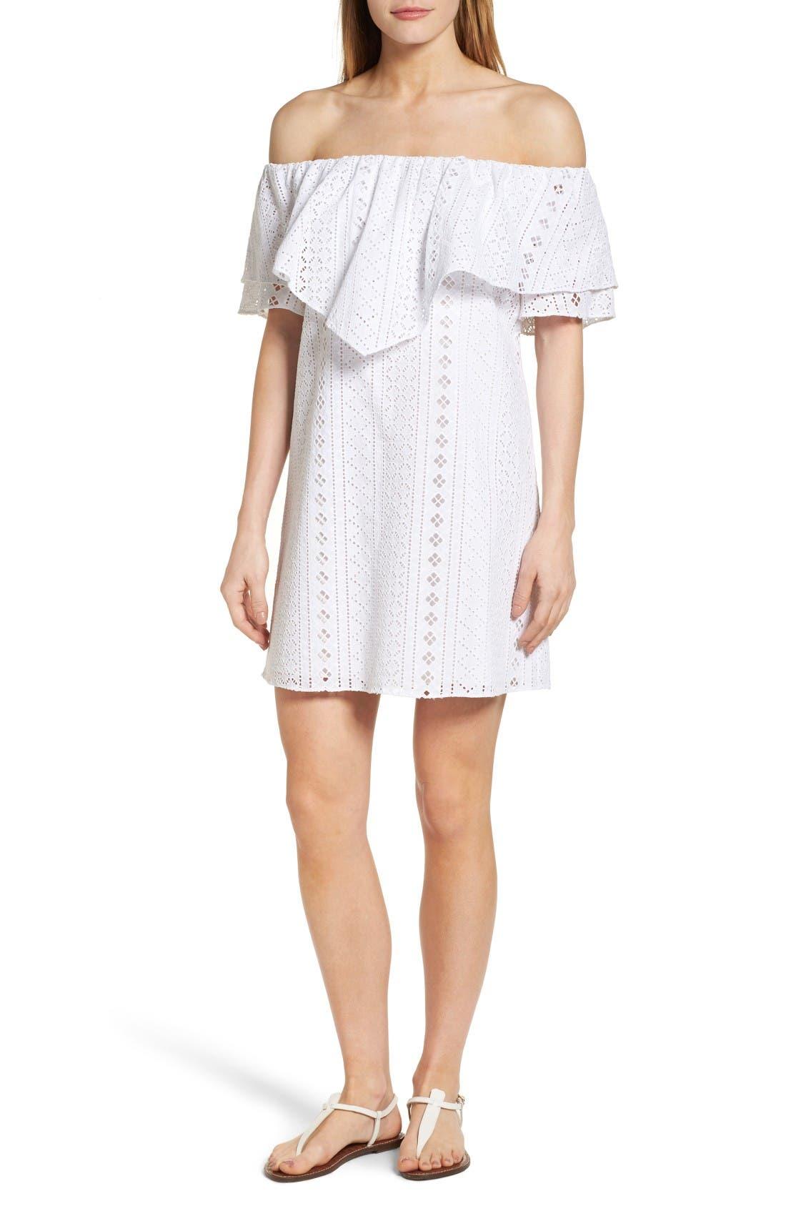 Alternate Image 1 Selected - A by Amanda Birch Dress
