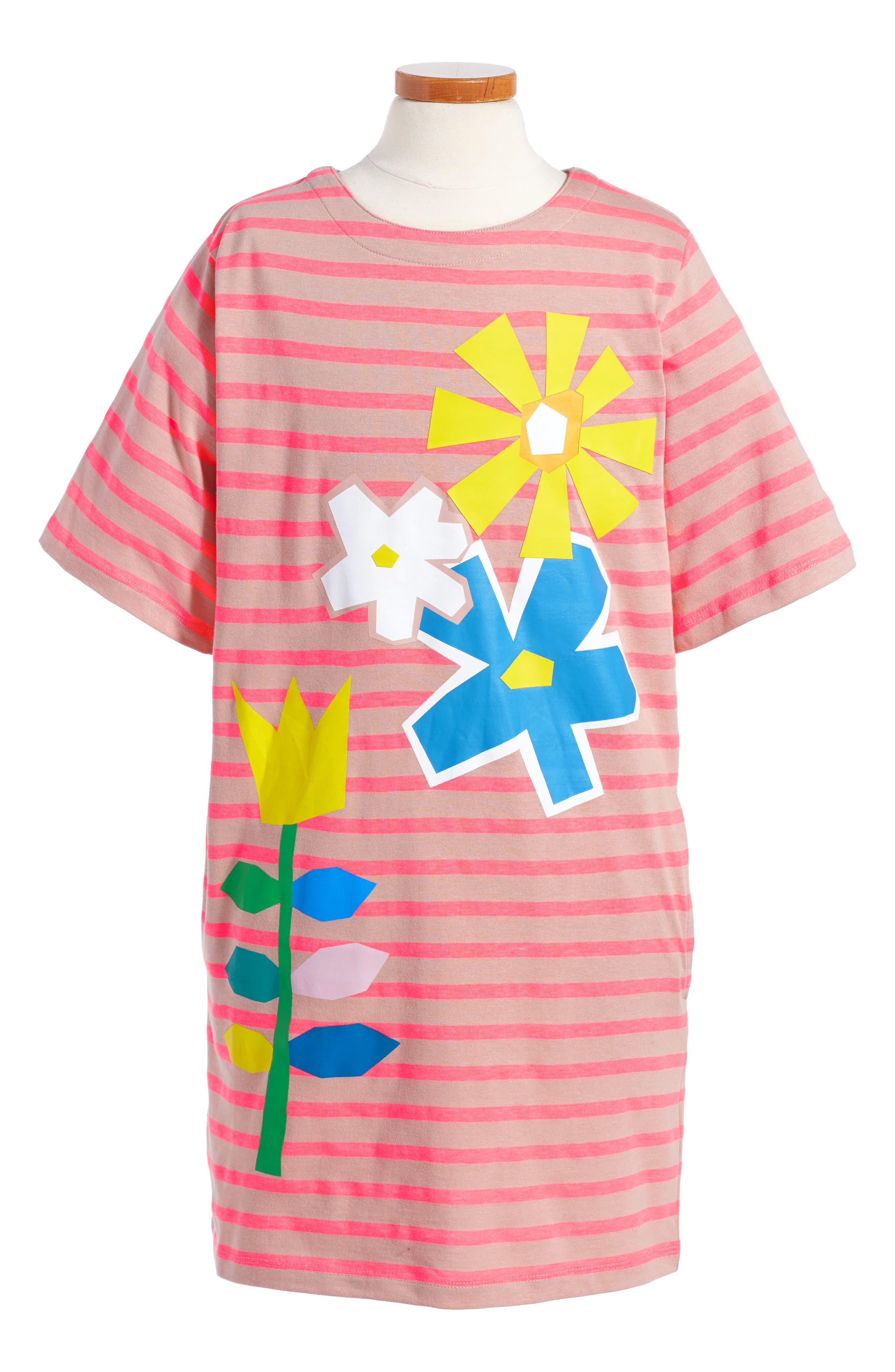 Stella McCartney Kids Isabella T-Shirt Dress (Toddler Girls, Little Girls & Big Girls)