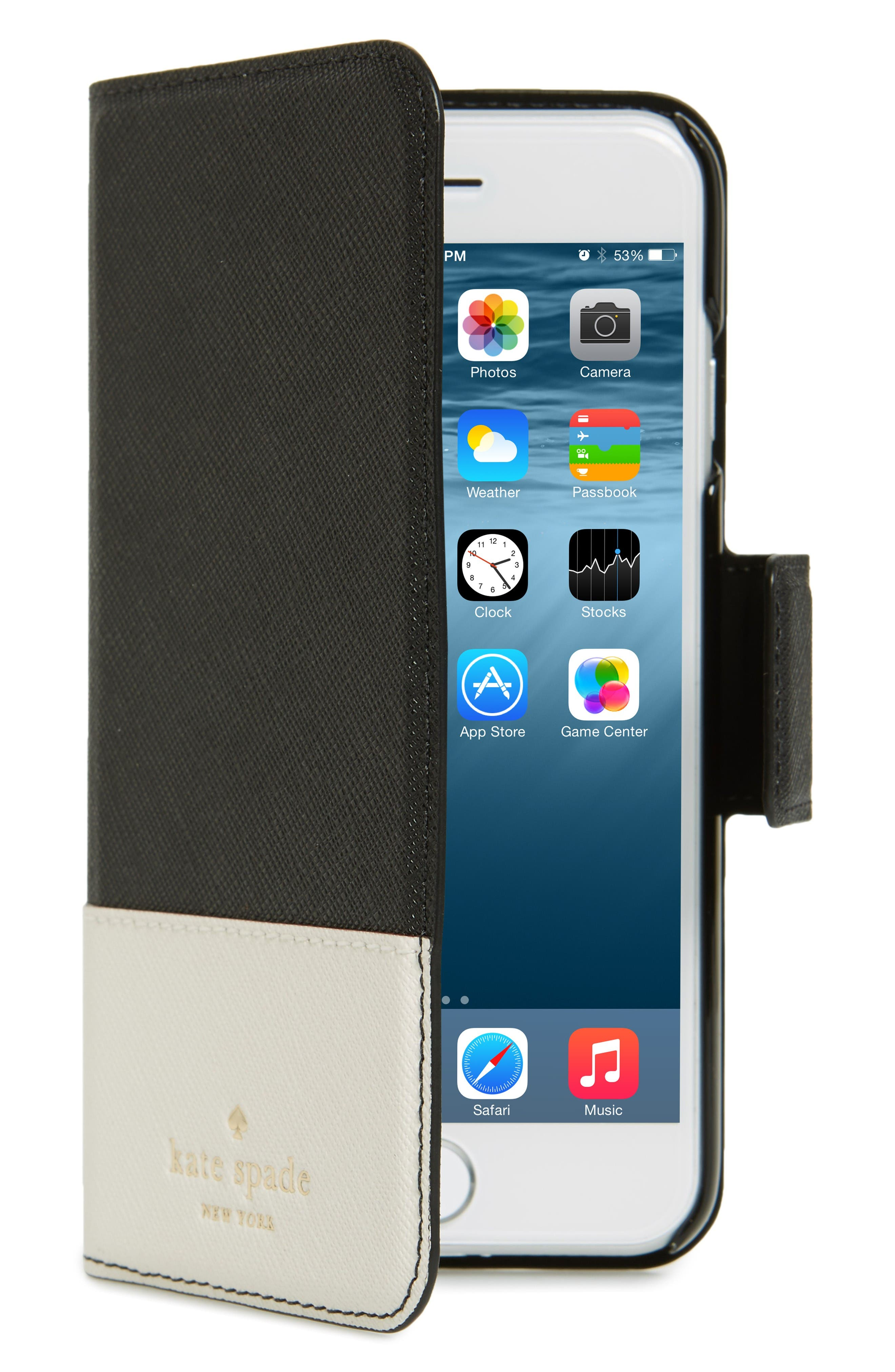 kate spade new york cedar street iPhone 7 & 7 Plus folio case