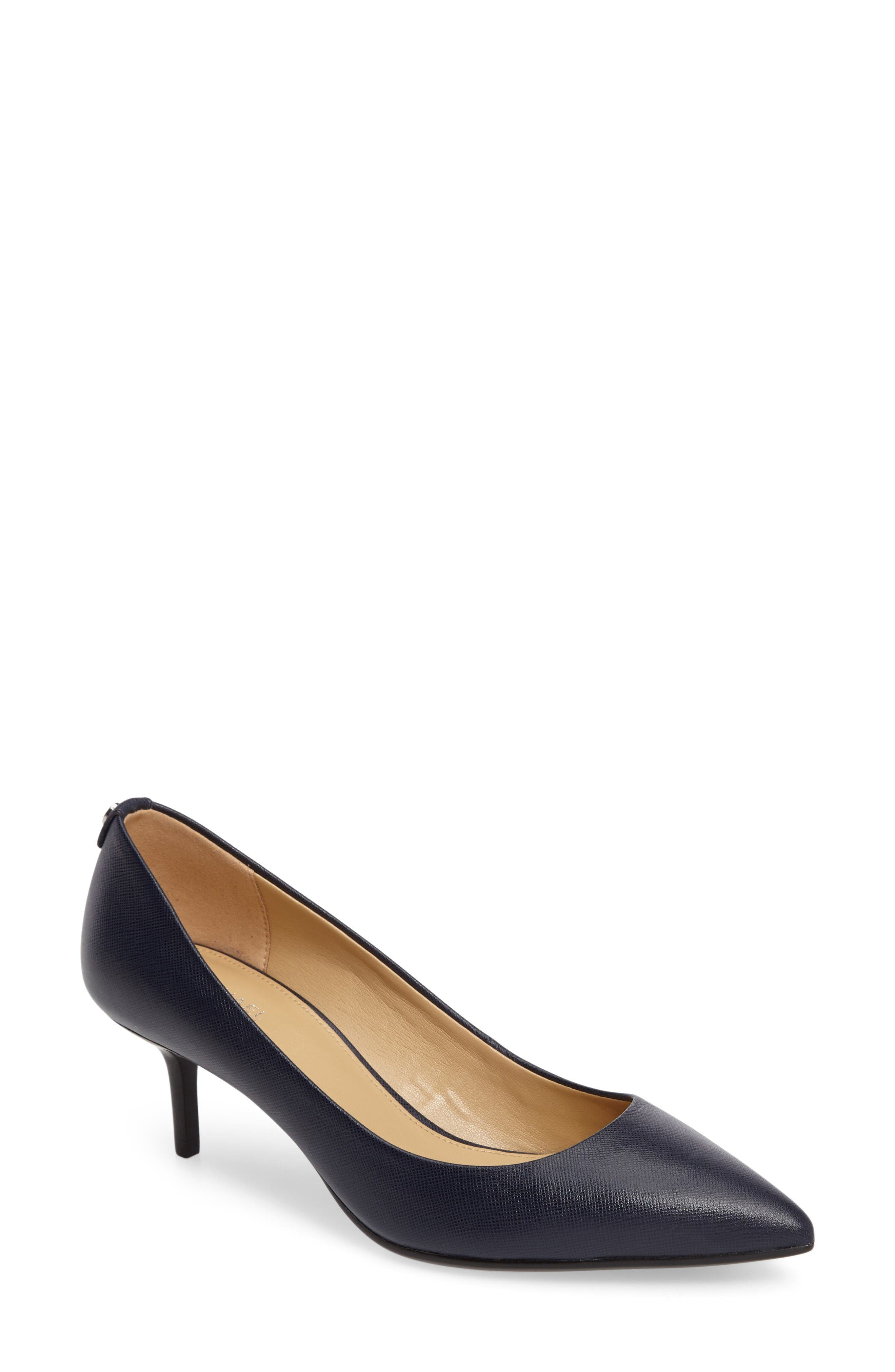 MICHAEL Michael Kors Flex Kitten Pump (Women)