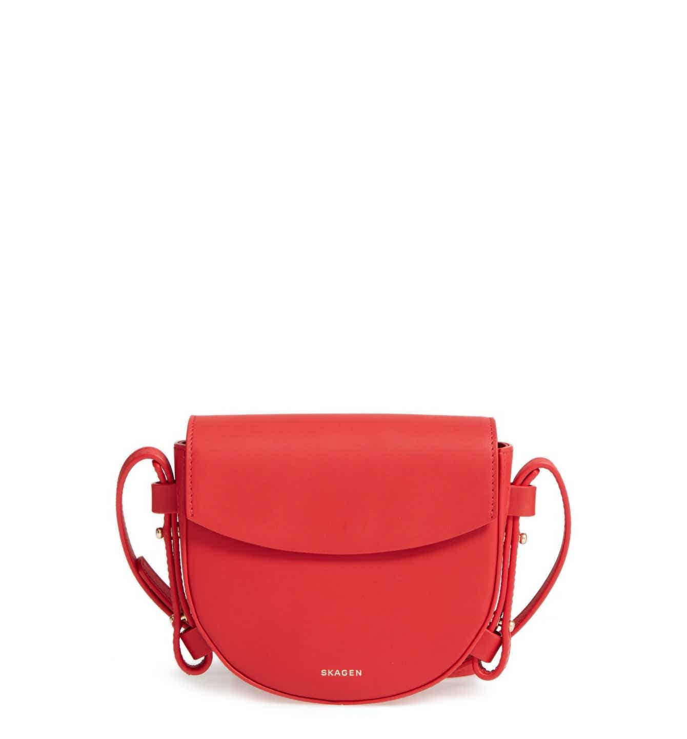 a9a050b2db37 Skagen is getting into the purse game. I like their saddle bags.
