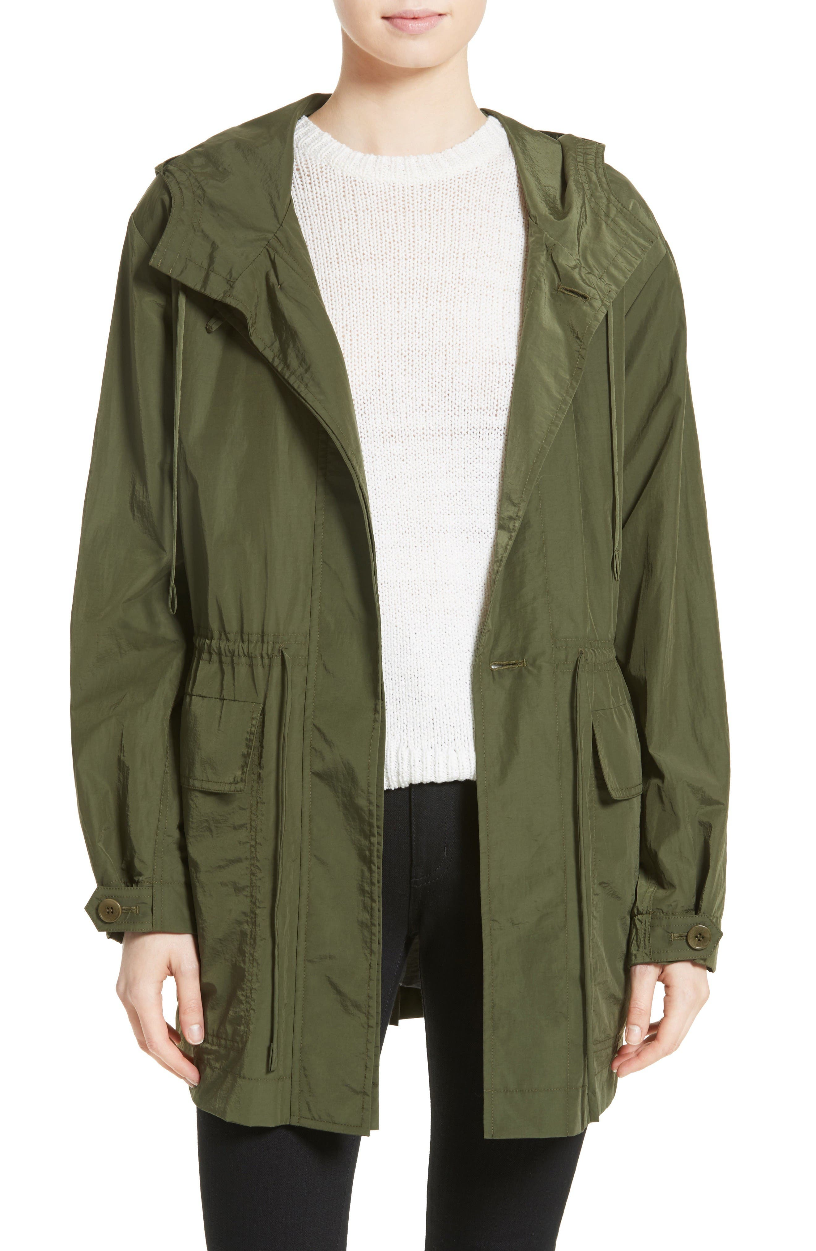 Theory Horatia FL Lateral Jacket