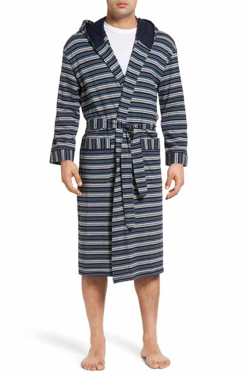 Majestic International Mariner Stripe Robe