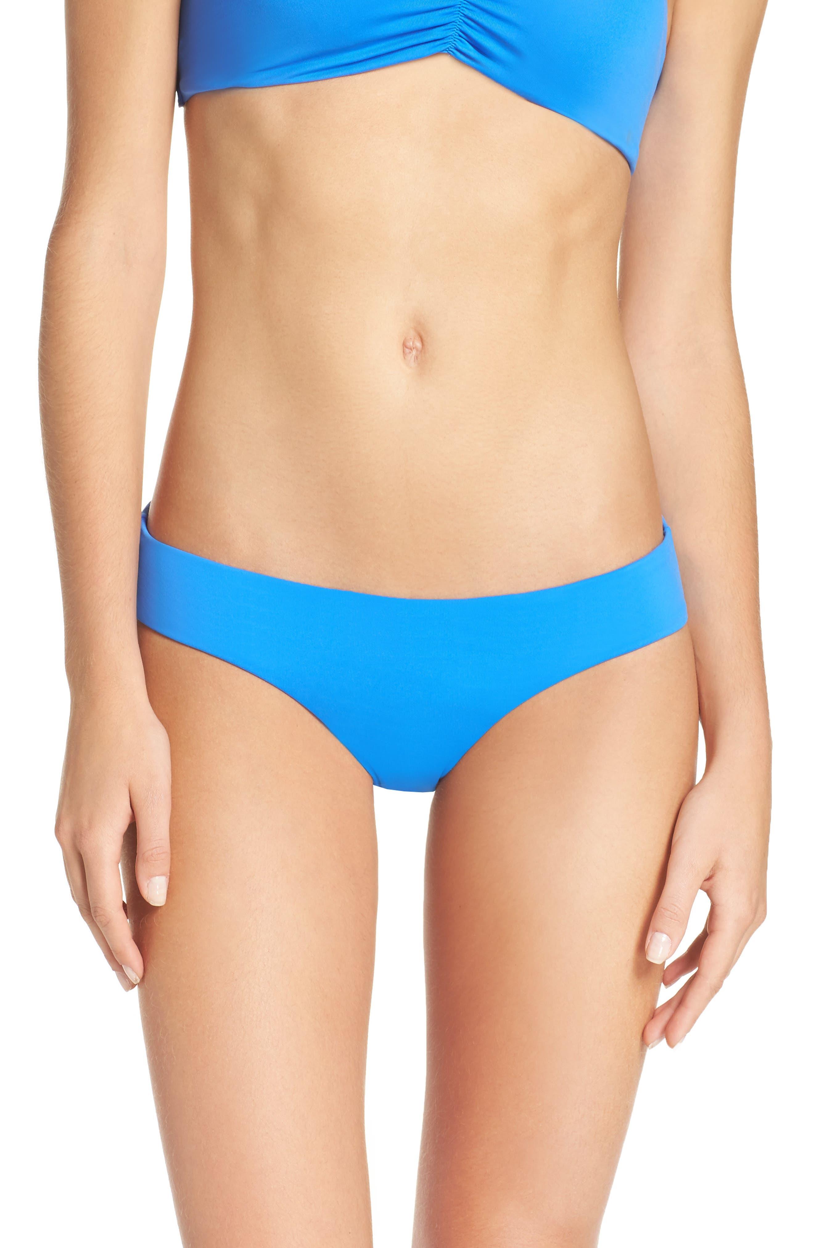 Maaji Blue Sublime Reversible Bikini Bottoms